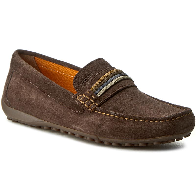 8debf28f5032 Moccasins TOMMY HILFIGER - Corporate Tape Loafer FM0FM01247 Shitake ...