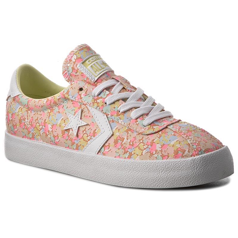 6188b5c99a644a Sneakers CONVERSE - Breakpoint Ox 555952C Fresh Cyan Barely Orange ...