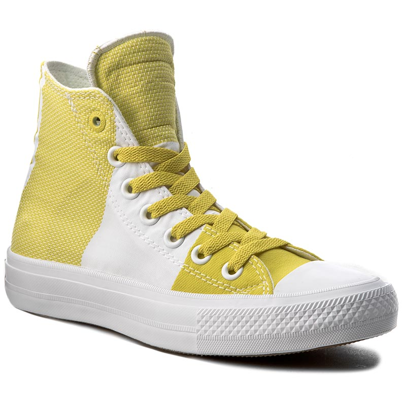 9c8e5a7dc0f3a Sneakers CONVERSE - Ctas Gemma Hi 555841C Fiberglass White Mouse ...
