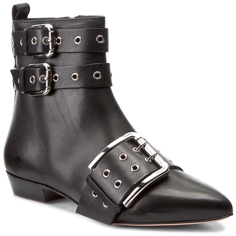a4c01132cb Knee High Boots CALVIN KLEIN JEANS - Sintra R0588 Black - Jackboots ...