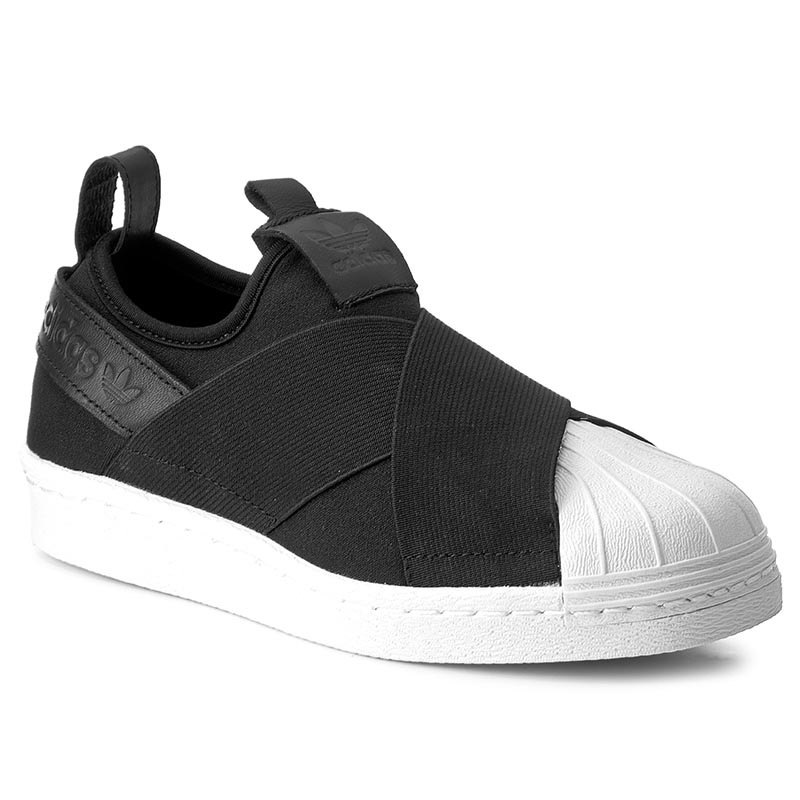 timeless design 70e9f fecf4 Shoes adidas - Superstar Slip On W B37193 Cblack/Cblack ...
