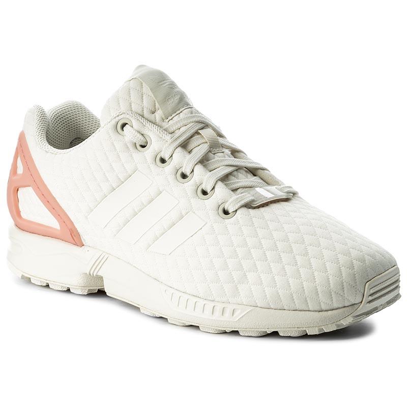 sprzedaż uk gdzie kupić zegarek Shoes adidas - ZX Flux M19840 Black1/White - Sneakers - Low ...