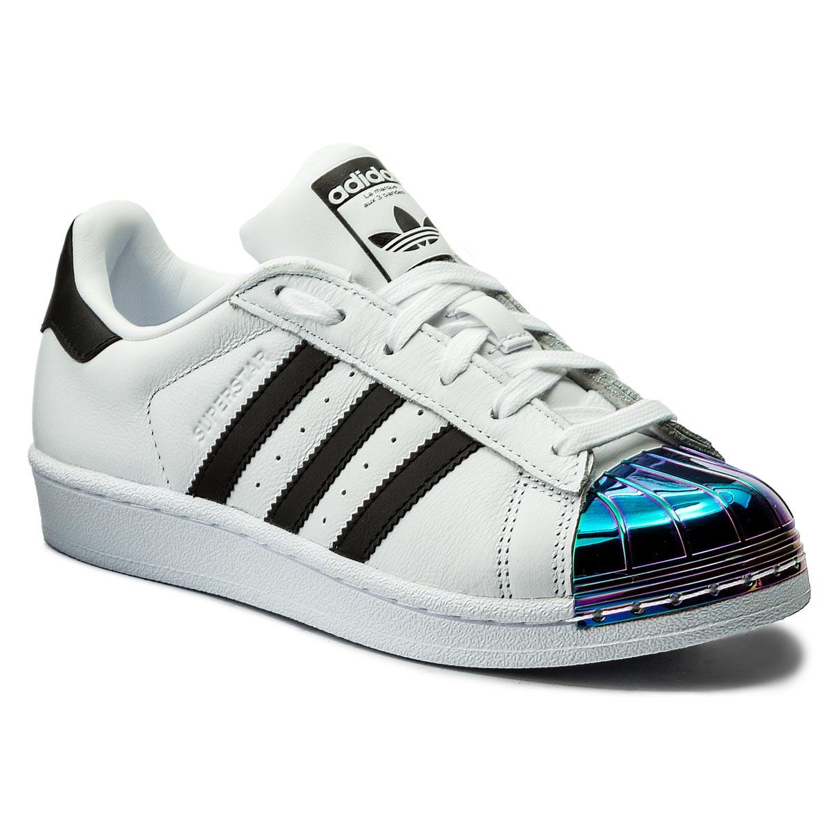 scarpe adidas superstar cm8082 ftwwht / conavy / ftwwht scarpe