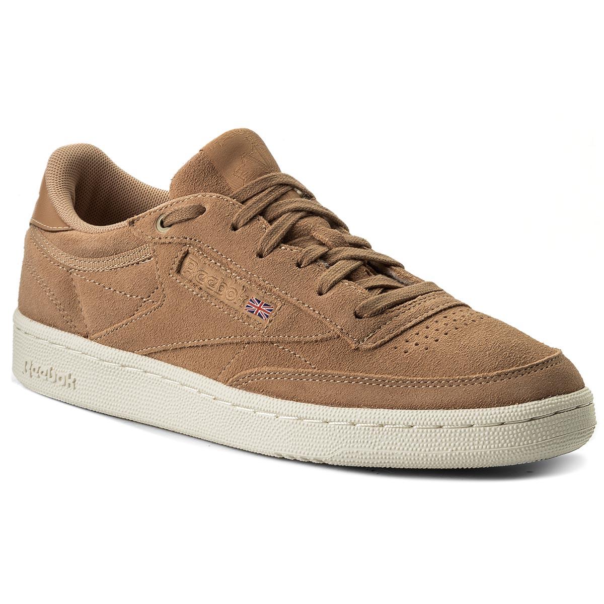 428e339ff32 Shoes Reebok - Club C 85 Zip M CN0140 Black Chalk - Sneakers - Low ...