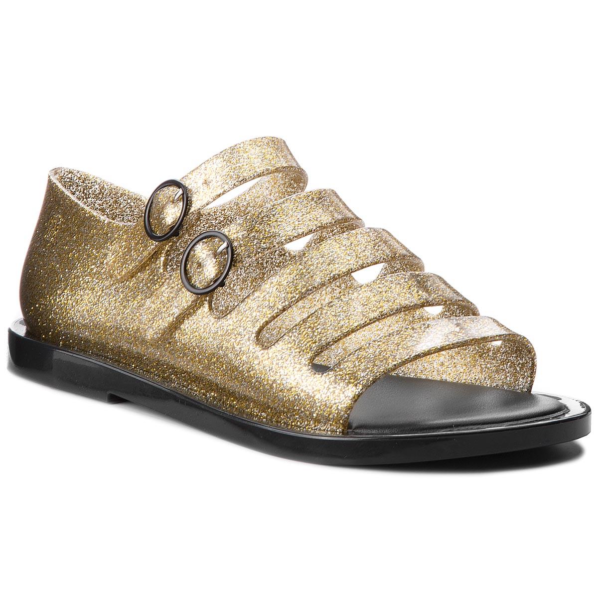 MELISSA 32322 51485 Ad Broadway BeigeBlack Sandals Casual gZq0BAwqR