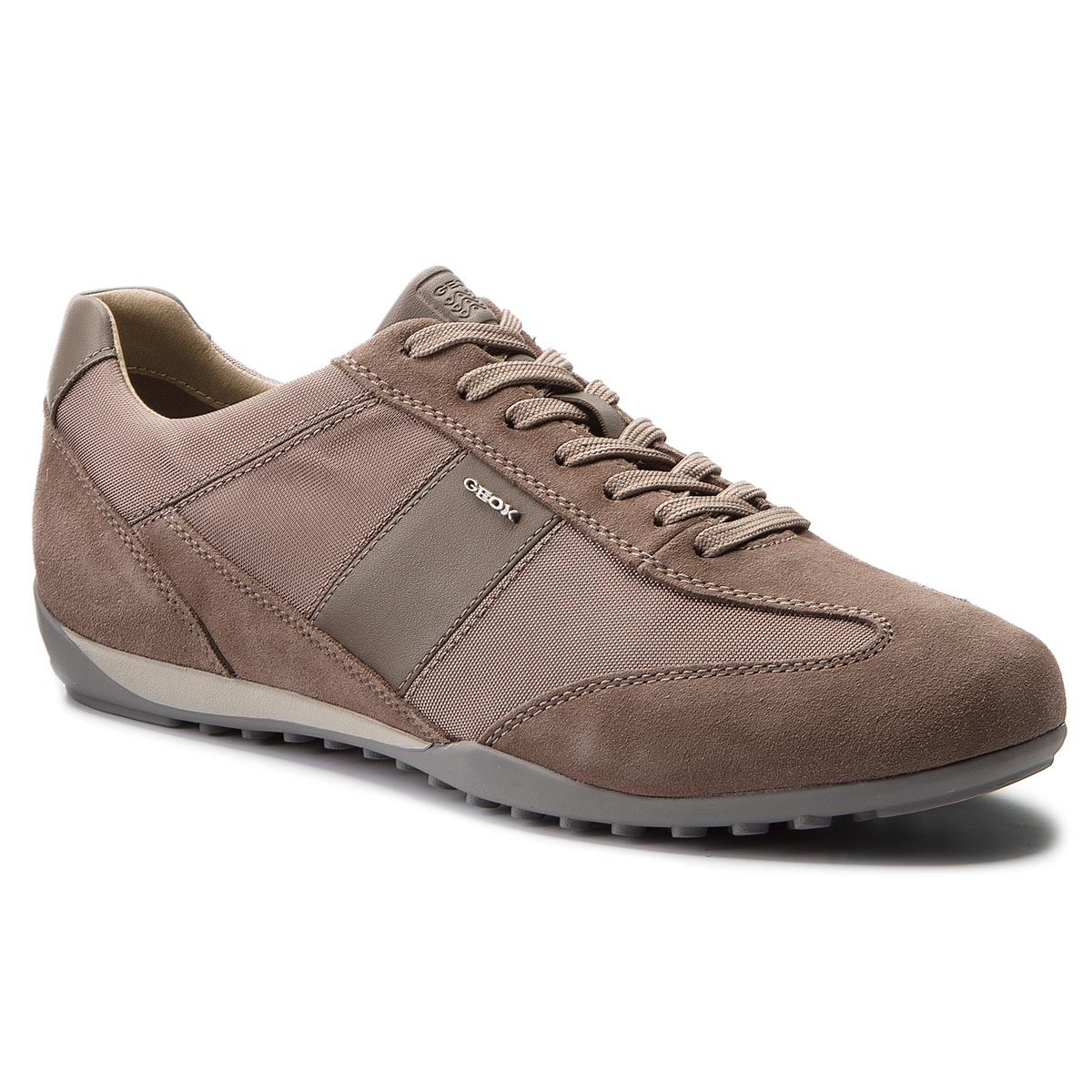 Geox A 08511 U Wells C9999 U74t5a Low Sneakers Black Qdtshr