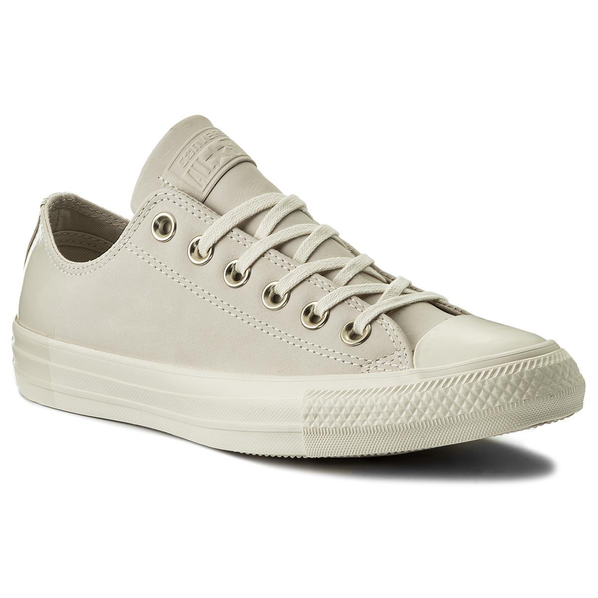f9875fb8537f Sneakers CONVERSE - Ctas 70 Ox 159625C Light Carbon Egret - Sneakers ...