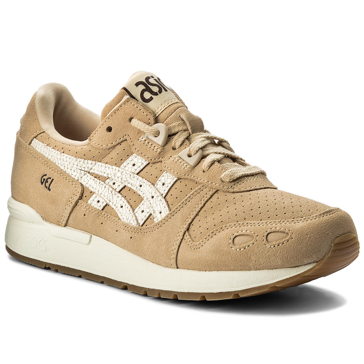 best website 354f1 af96a Sneakers ASICS TIGER Gel-Lyte H8B3L Marzipan Cream 0500