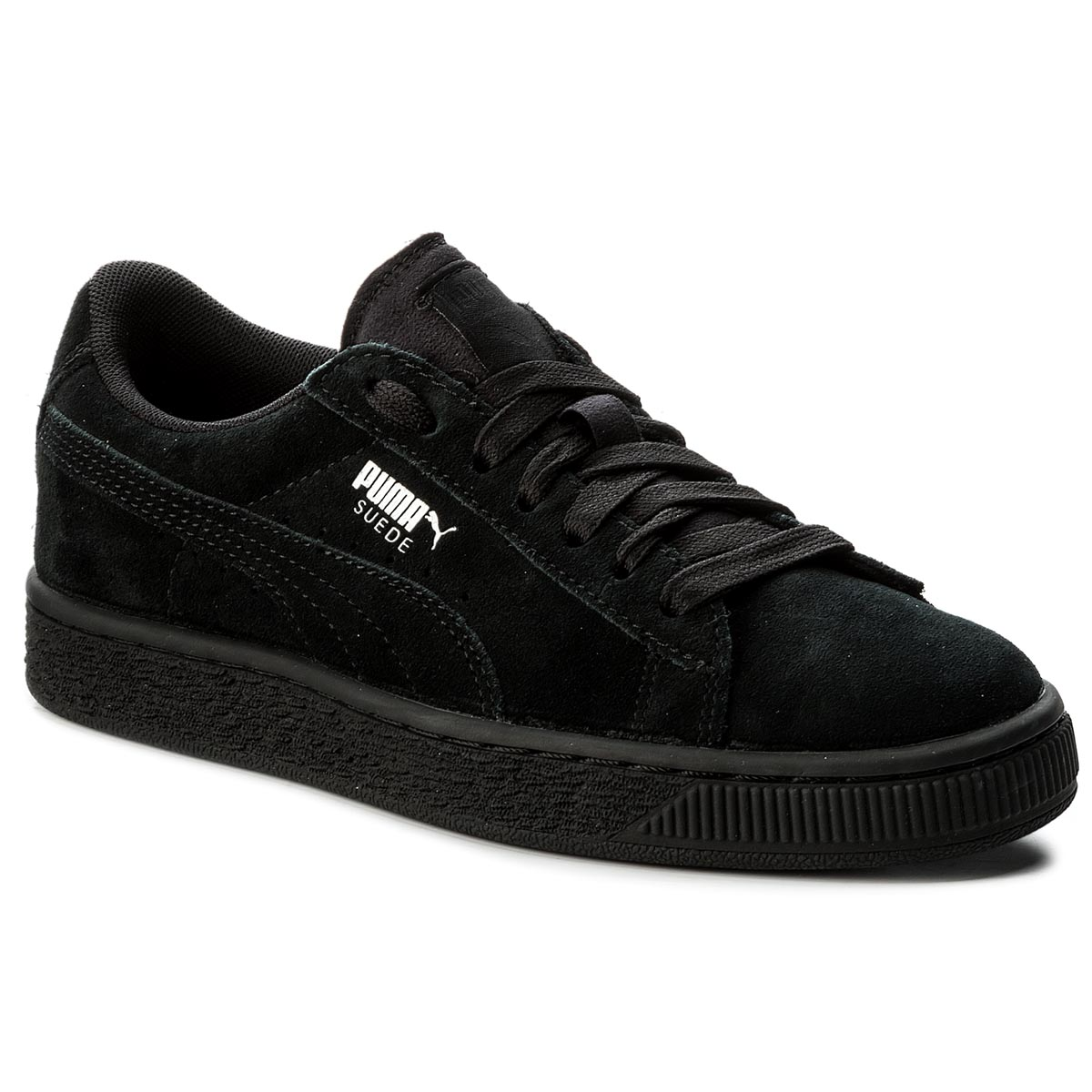 Sneakers PUMA Suede Heart Satin Wn's 362714 03 Puma BlackPuma Black