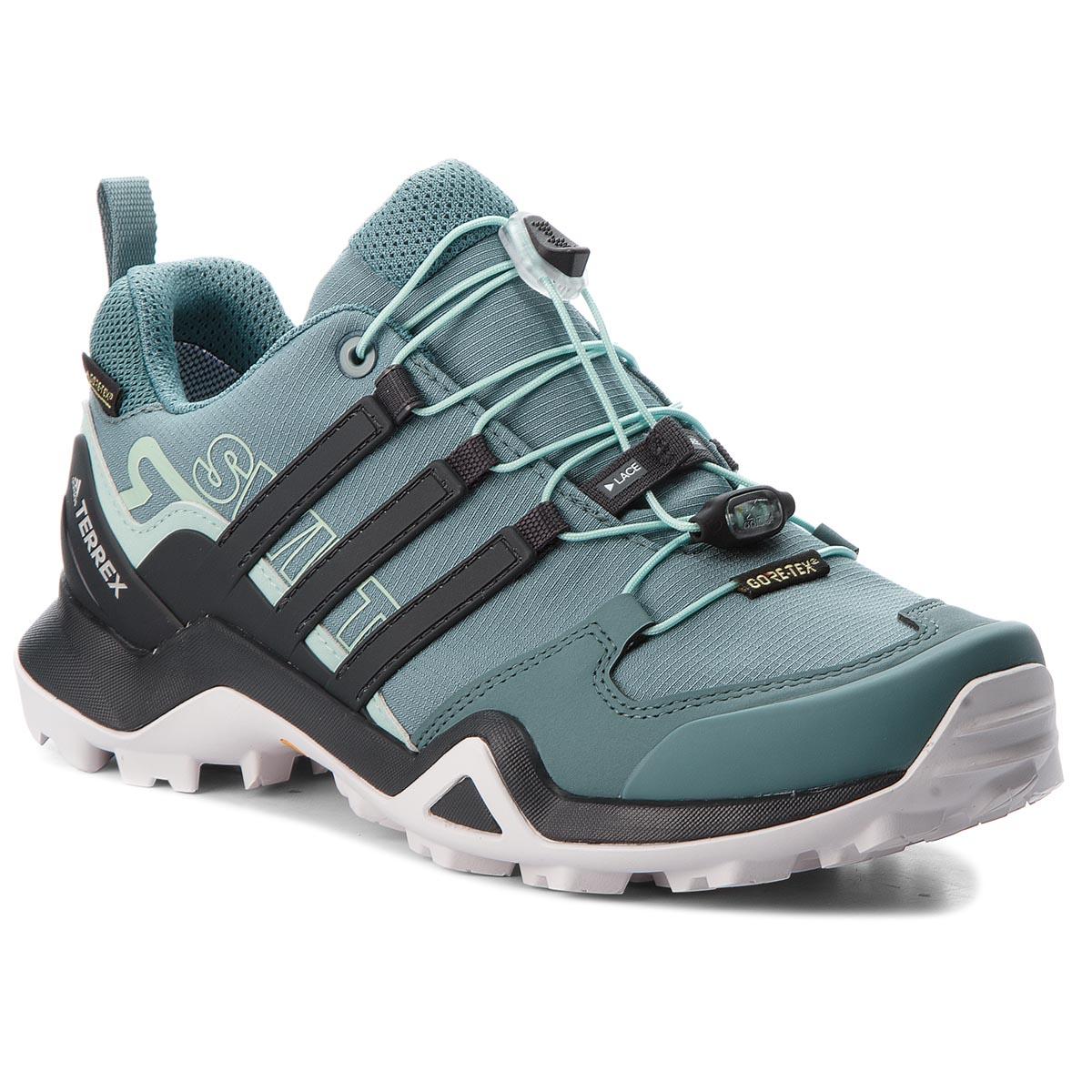 9bb592ee4 Shoes adidas Terrex Swift R2 Gtx W GORE-TEX AC8058 Rawgrn Carbon Ashgrn