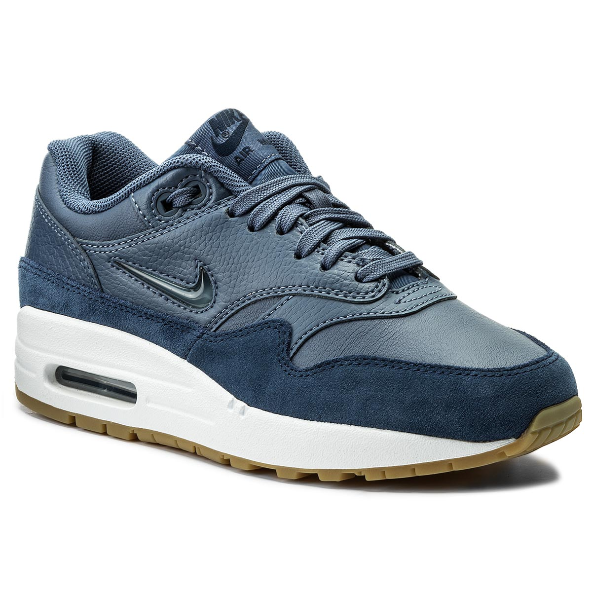 brand new fb823 4fe56 Shoes NIKE Air Max 1 Premium Sc AA0512 400 Diffused Blue Diffused Blue