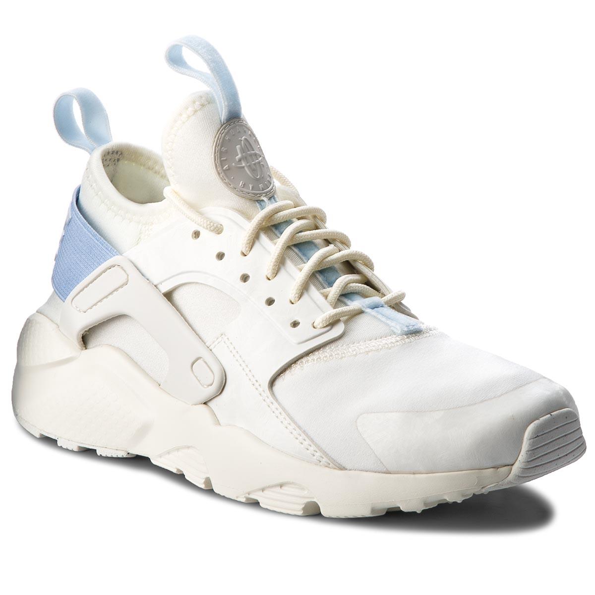 big sale d5d5d 72d0a Shoes NIKE Air Huarache Run Ultra (GS) 847568 103 Sail Royal Tint