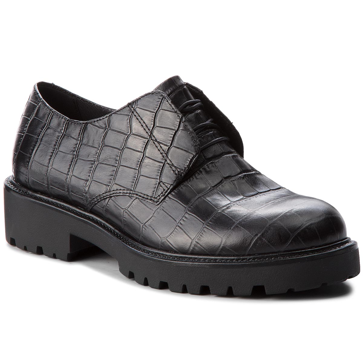 c1018208f0 Ankle Boots VAGABOND - Kenova 4441-701-20 Black - Elastic-sides ...