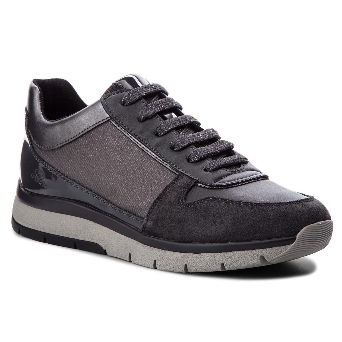 Sneakers GEOX D Callyn D D849GD 0EWHI C0423 BeigeCream