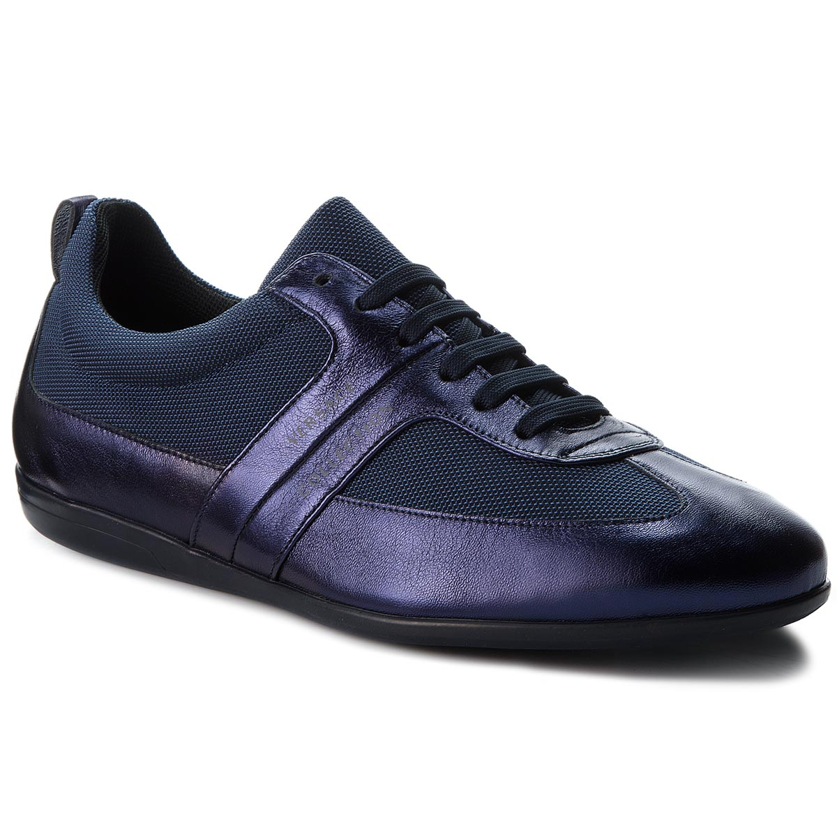Leather Hilfiger Corporate Detail Tommy Sneaker Sneakers zpUqSMV