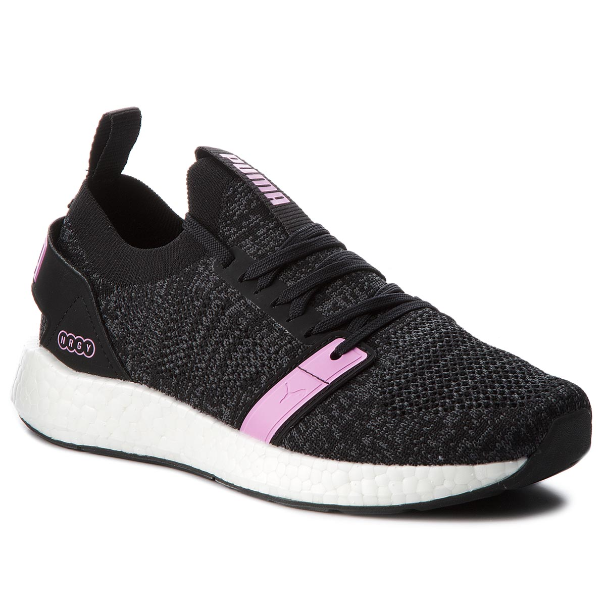 fc5fae95 Sneakers PUMA Ngry Neko Engineer Knit Wns 191094 01 Puma Black/Iron  Gate/Orchid