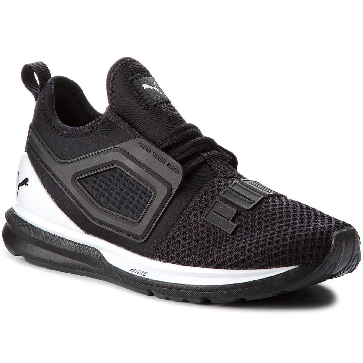7091acdb5da Sneakers PUMA - Ignite Limitless 189495 01 Puma Black - Sneakers ...