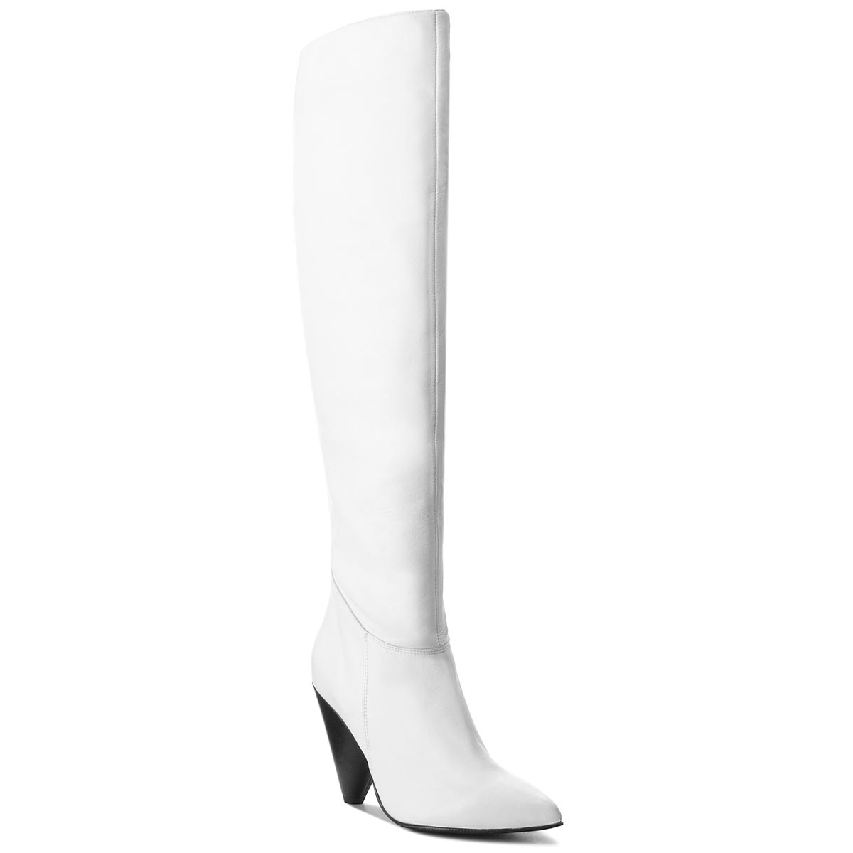 Stilettos Fl5ond Ondrea Lea09 Guess Low Shoes White BCrxeWdo