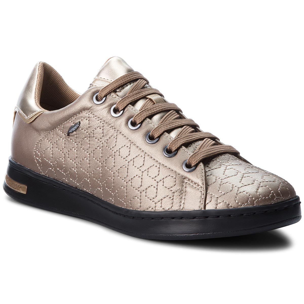 Sneakers GEOX D Blomiee C D926HC 0PVBC CH65A Lt Taupe