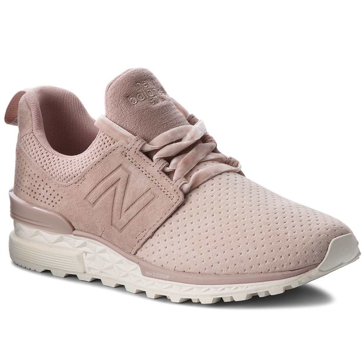 buy online 159ff 66dbb Sneakers NEW BALANCE - WS574SNC Pink - Sneakers - Low shoes ...