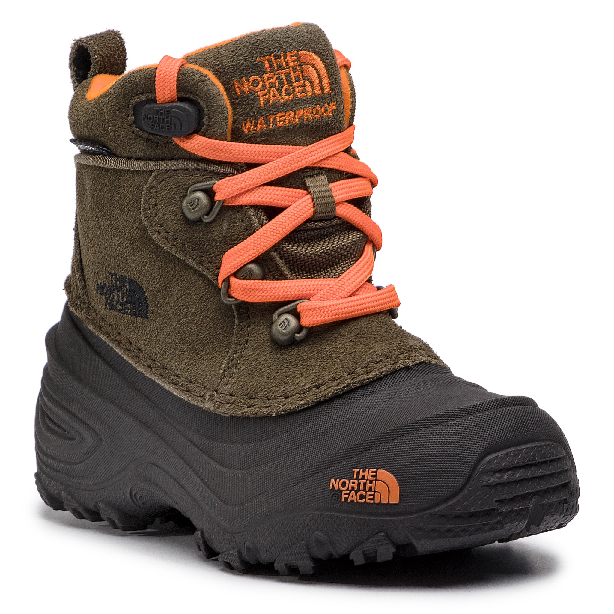 d54c2c433 Snow Boots THE NORTH FACE - Youth Chilkat Lace II T92T5RKZ2 TNF ...