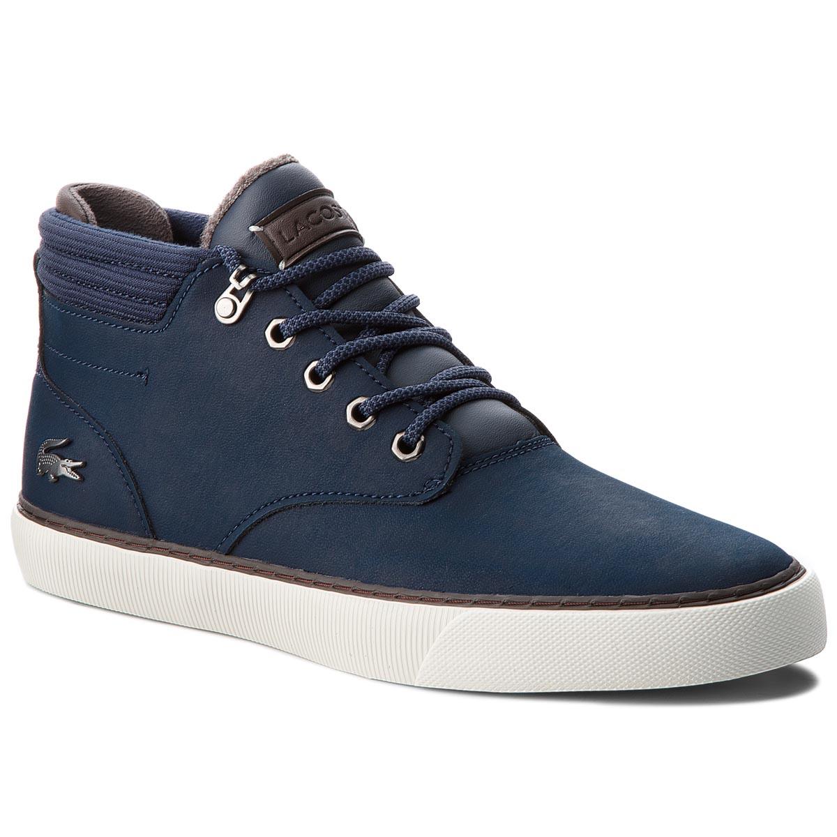 acc1b7c4a Sneakers LACOSTE Esparre Winter C 318 3 Cam 7-36CAM00222Q8 Nvy Brw