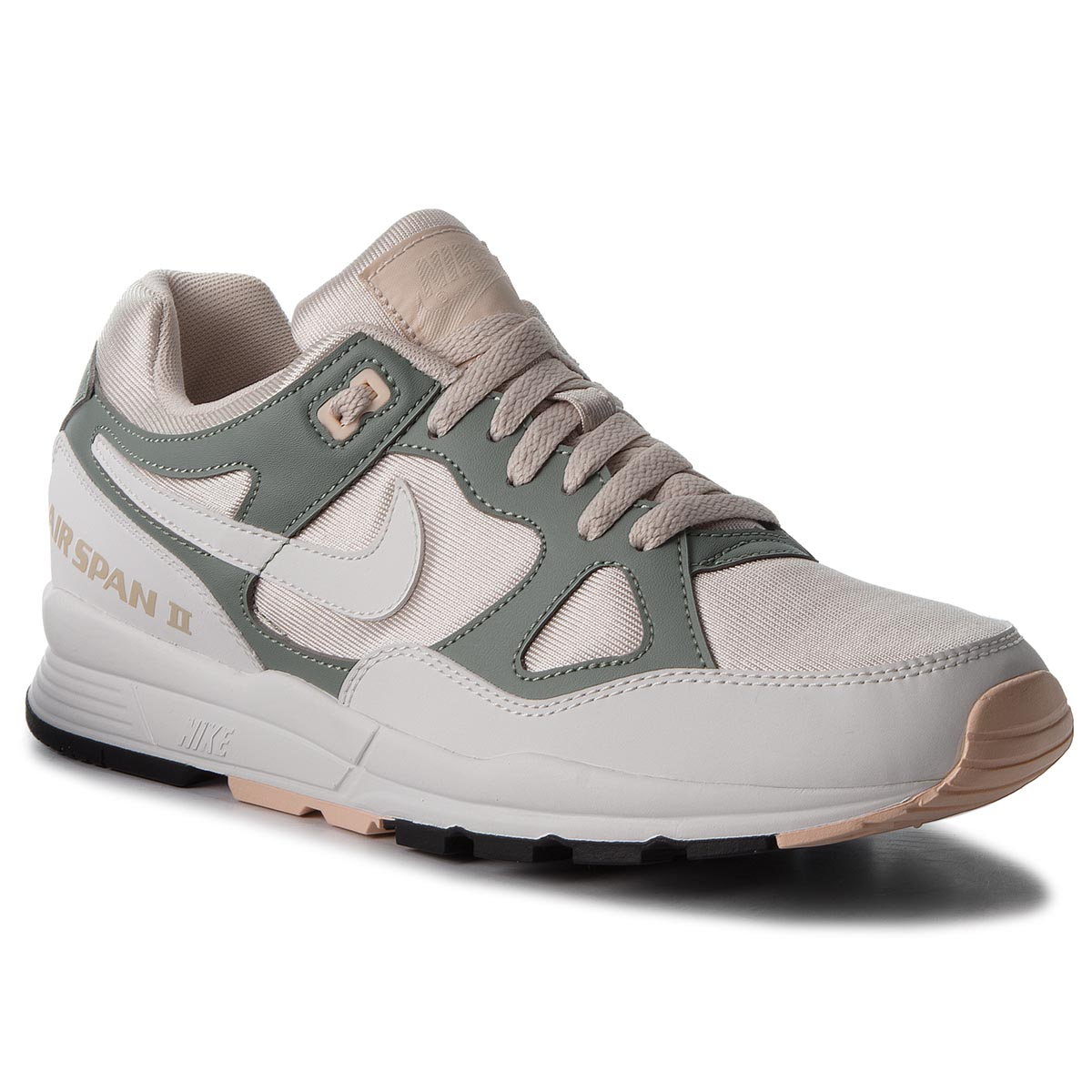 pretty nice 27c0d 615b6 Shoes NIKE Air Span II AH6800 004 Desert Sand Summit White