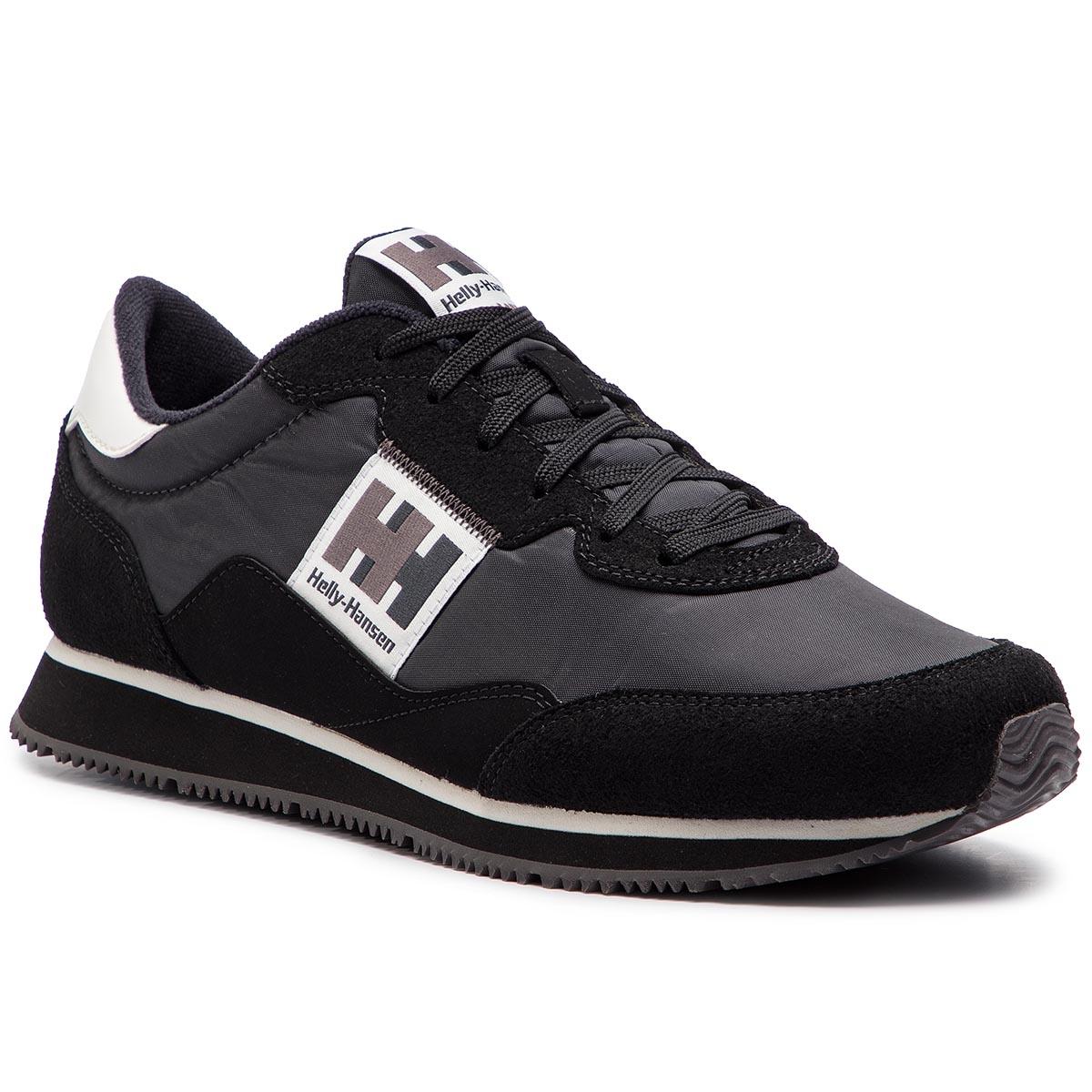 8d15db3312db4 Sneakers HELLY HANSEN Ripples Low-Cut Sneaker 114-81.990 Black Phantom Off  White