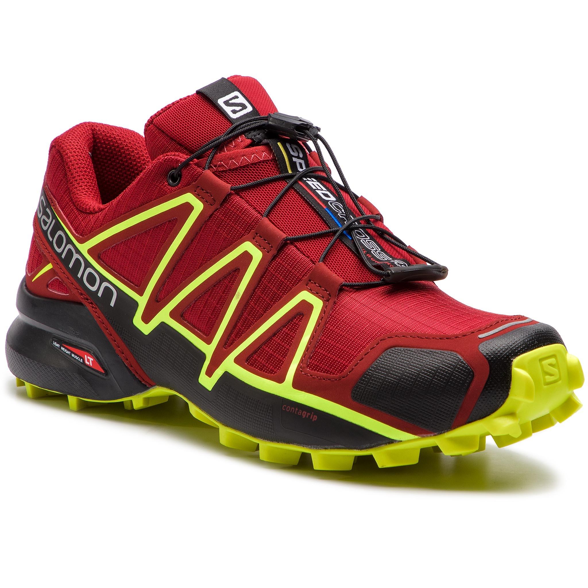 4efccd631ac Shoes SALOMON Speedcross 4 Gtx GORE-TEX 404923 27 G0 Poseidon/Navy  Blazer/Lime Green. €168,00. €118,00 · Shoes SALOMON