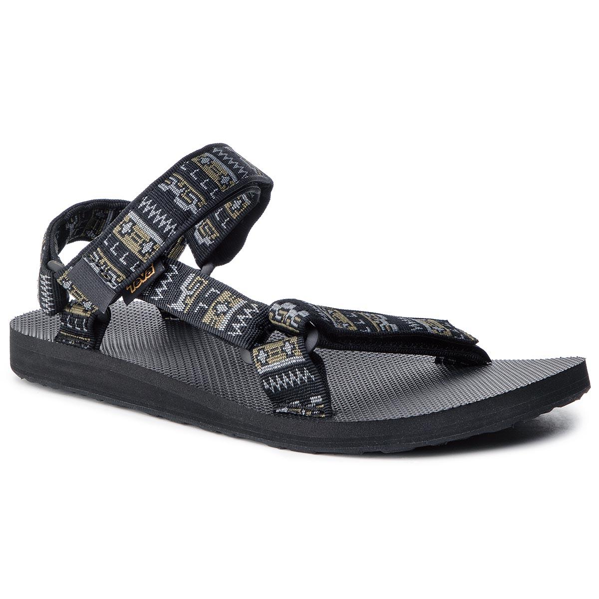 2b28be3d Sandals TEVA - Original Universal 1004006 Boomerang Black/White ...