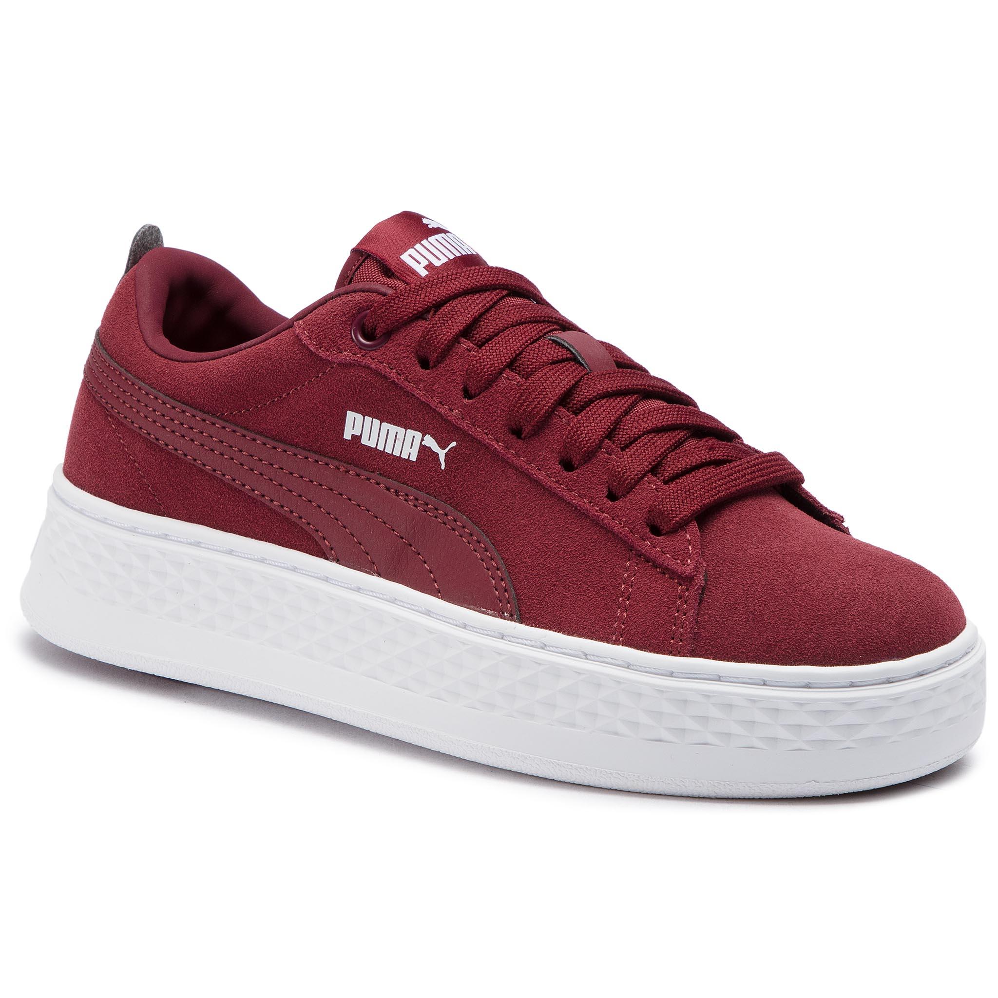 5a84d4aa7f6 Sneakers PUMA - Basket Platform Euphoria Metal 367850 01 Puma White ...