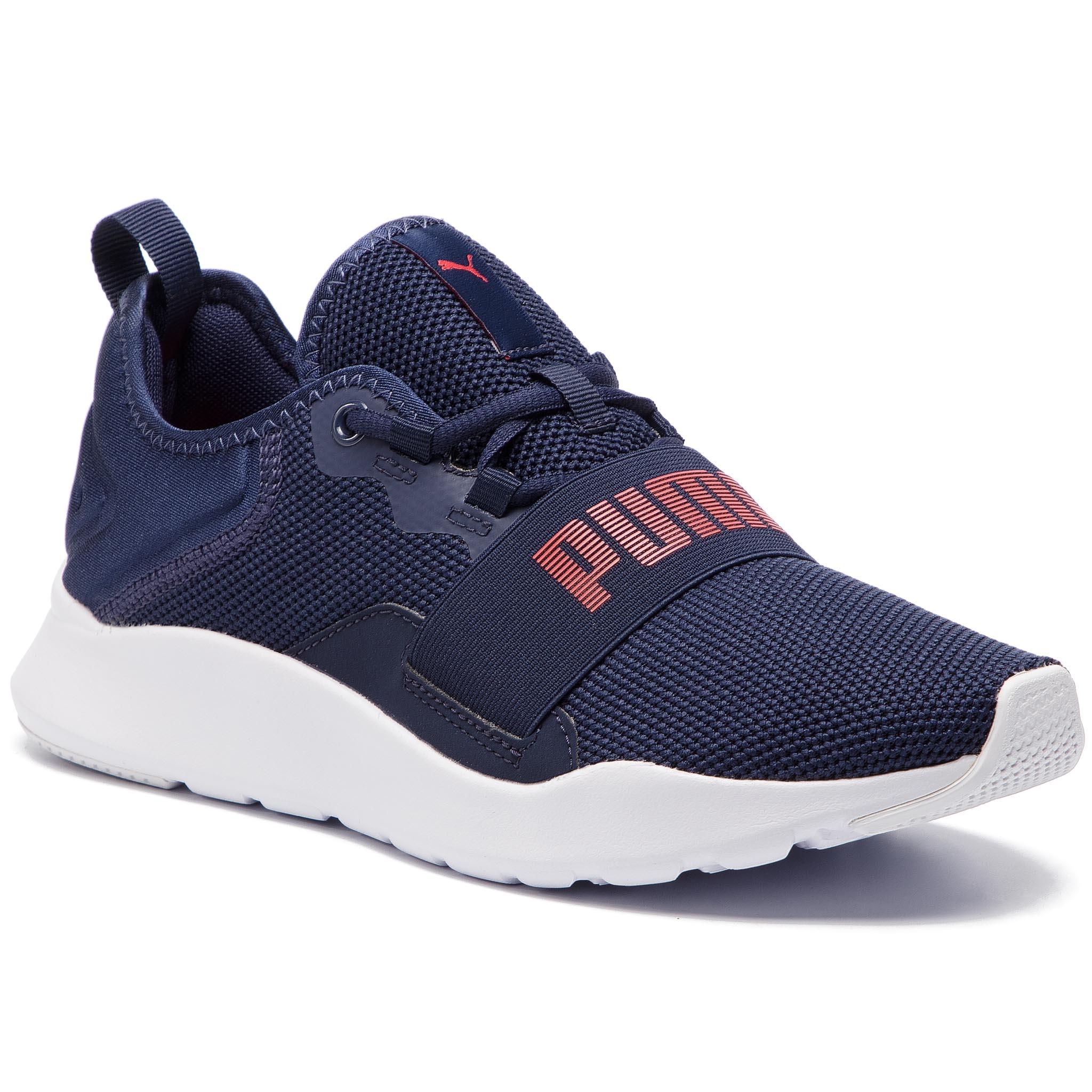 225eda91 Shoes PUMA - Wired 366970 01 Puma Black/Puma Black/Black - Fitness ...