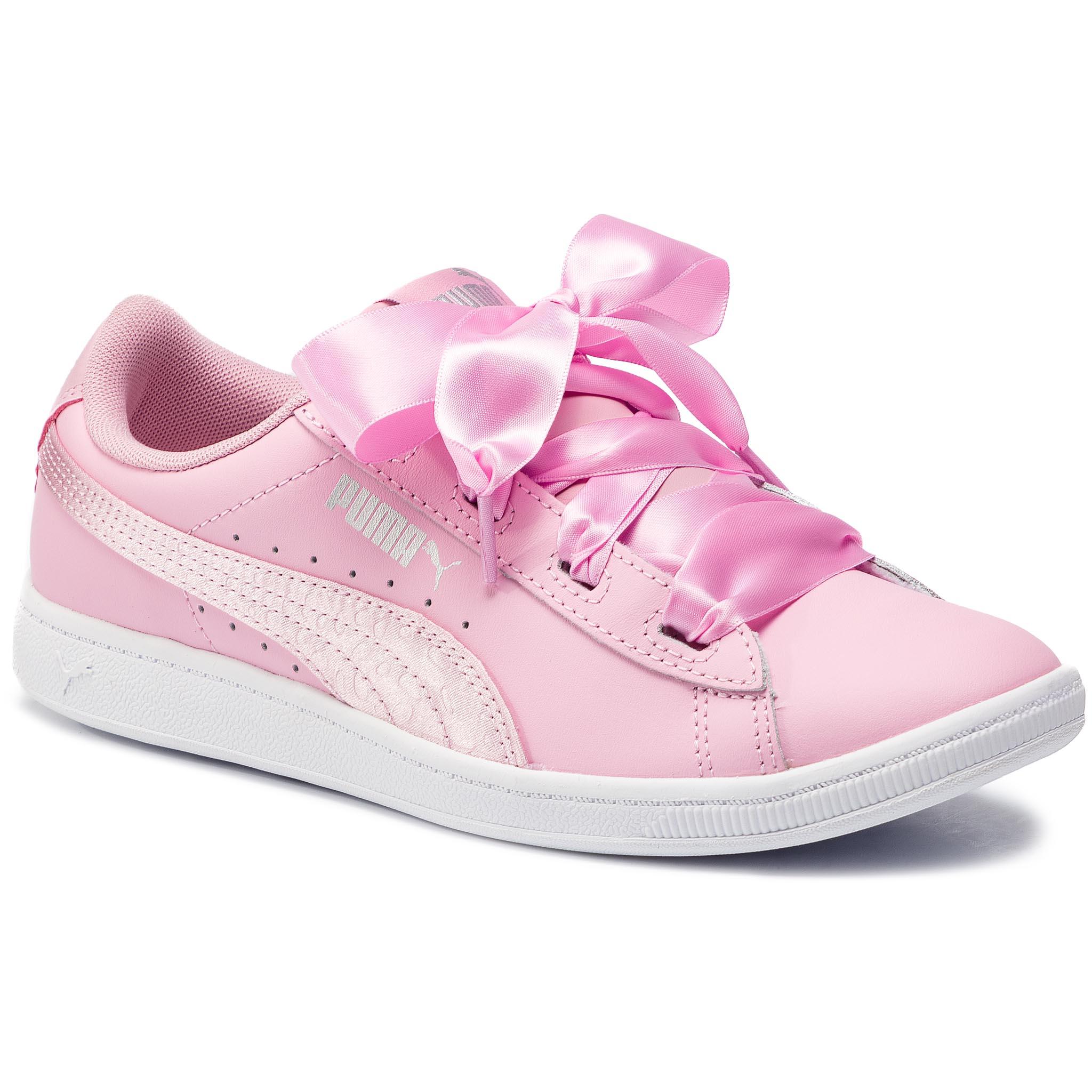 Sneakers PUMA Vikky Ribbon L Satin Jr 369542 01 Fair Aqua