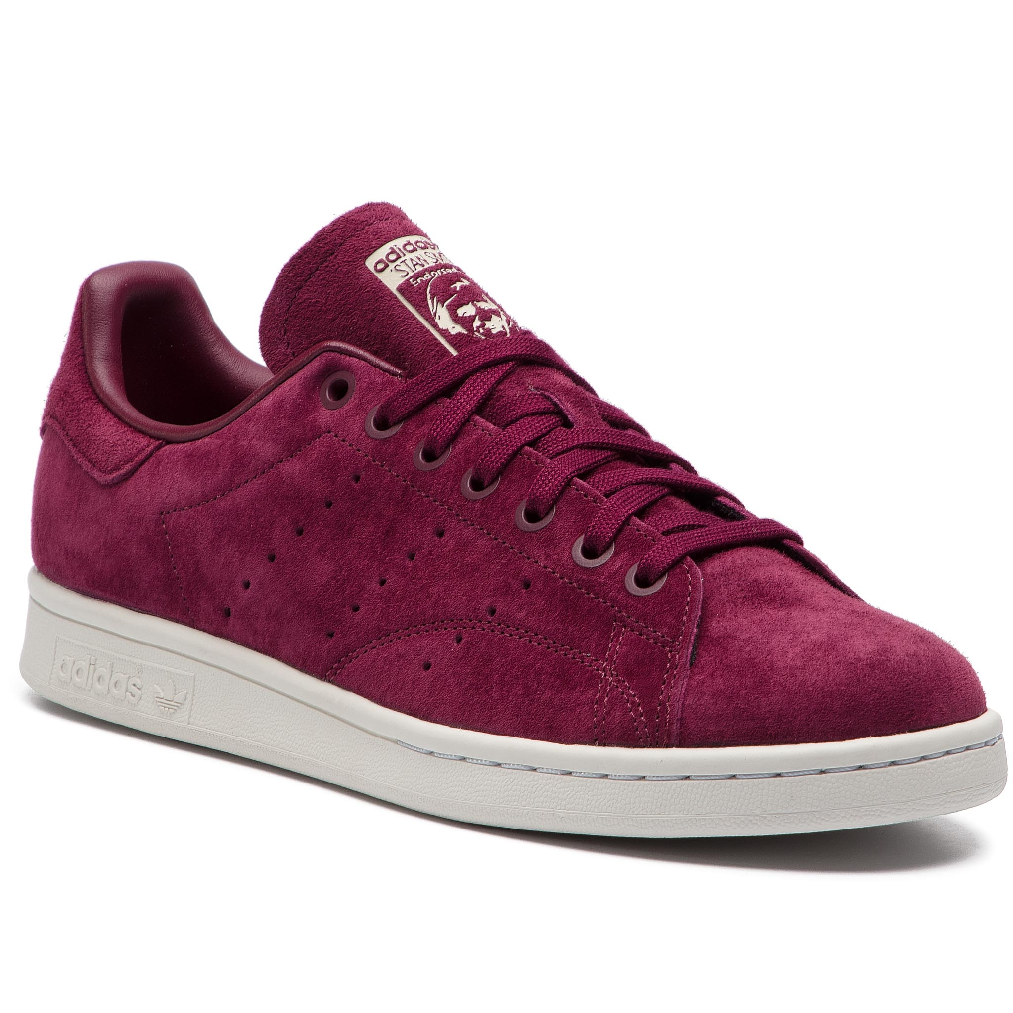 5c1fd962391 Shoes adidas - Stan Smith BZ0484 Rednit/Rednit/Cblack - Sneakers ...