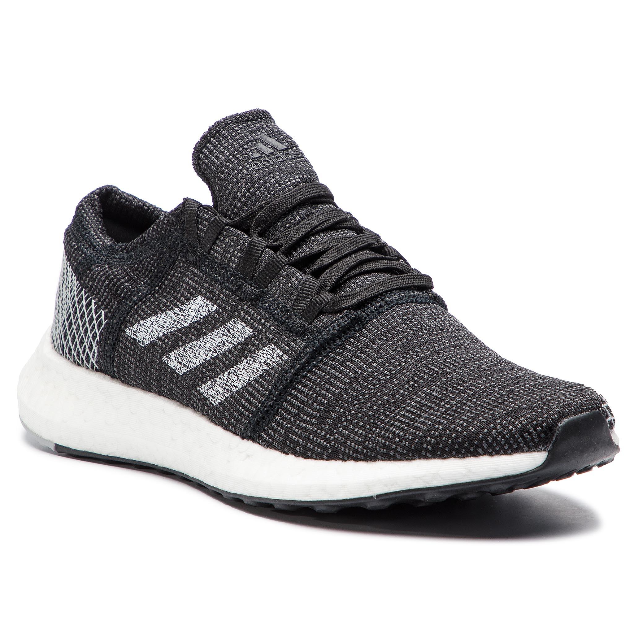 Schuhe adidas PureBoost Go B37805 CbrownCarbonActred