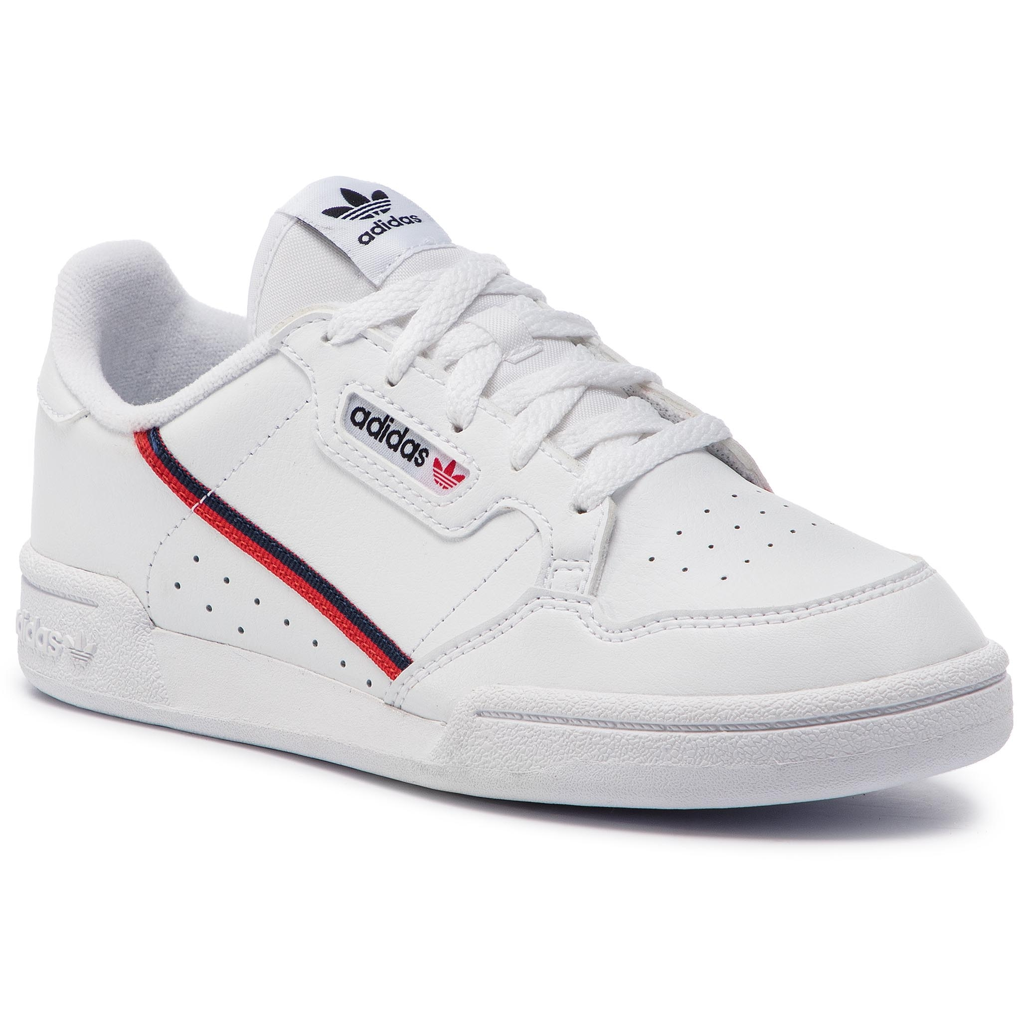 7e0da3690d Shoes adidas - Continental 80 J F99787 Ftwht/Scarle/Conavy ...
