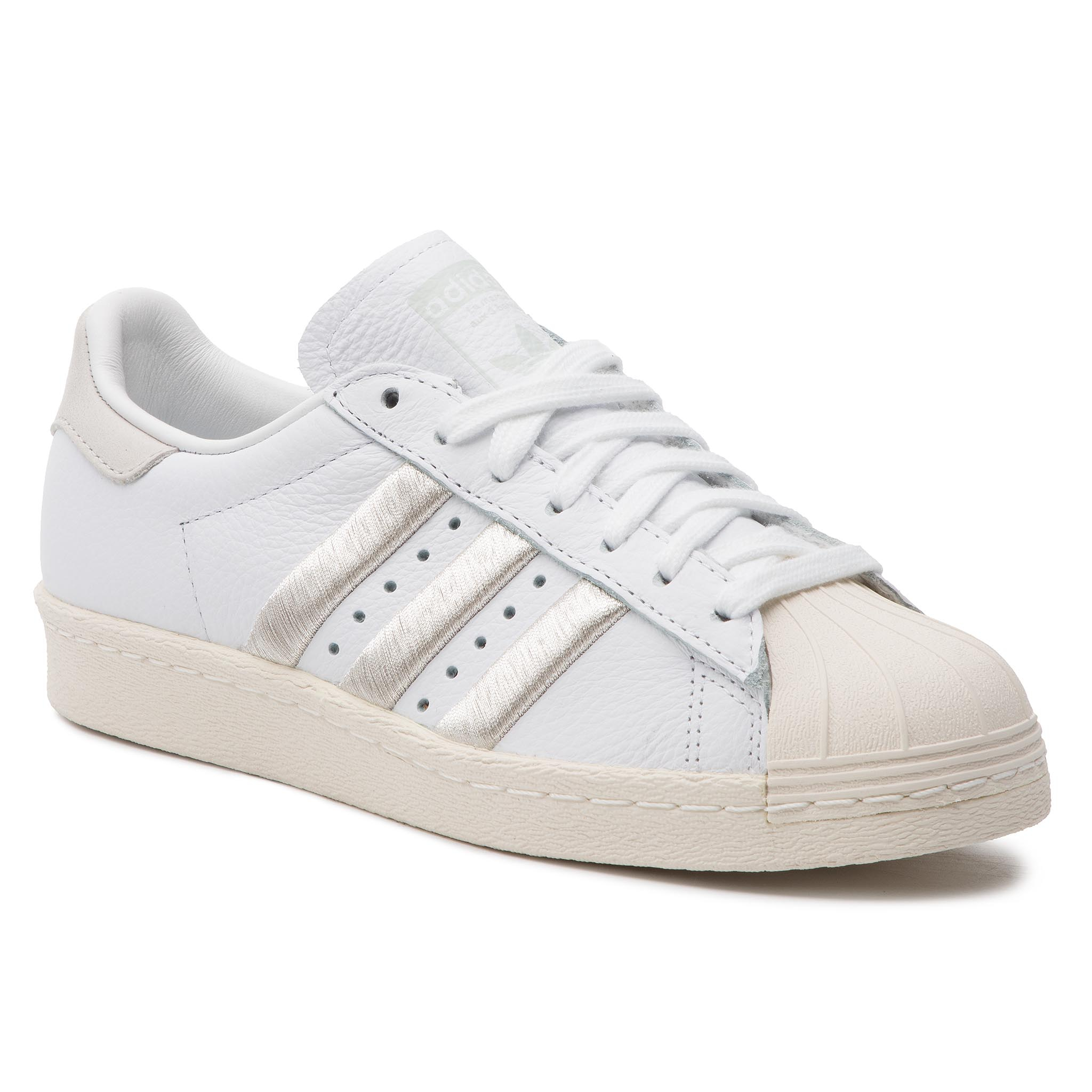 961e35ae2 Shoes adidas - Superstar C CG6708 Ftwwht Ftwwht - Laced shoes - Low ...