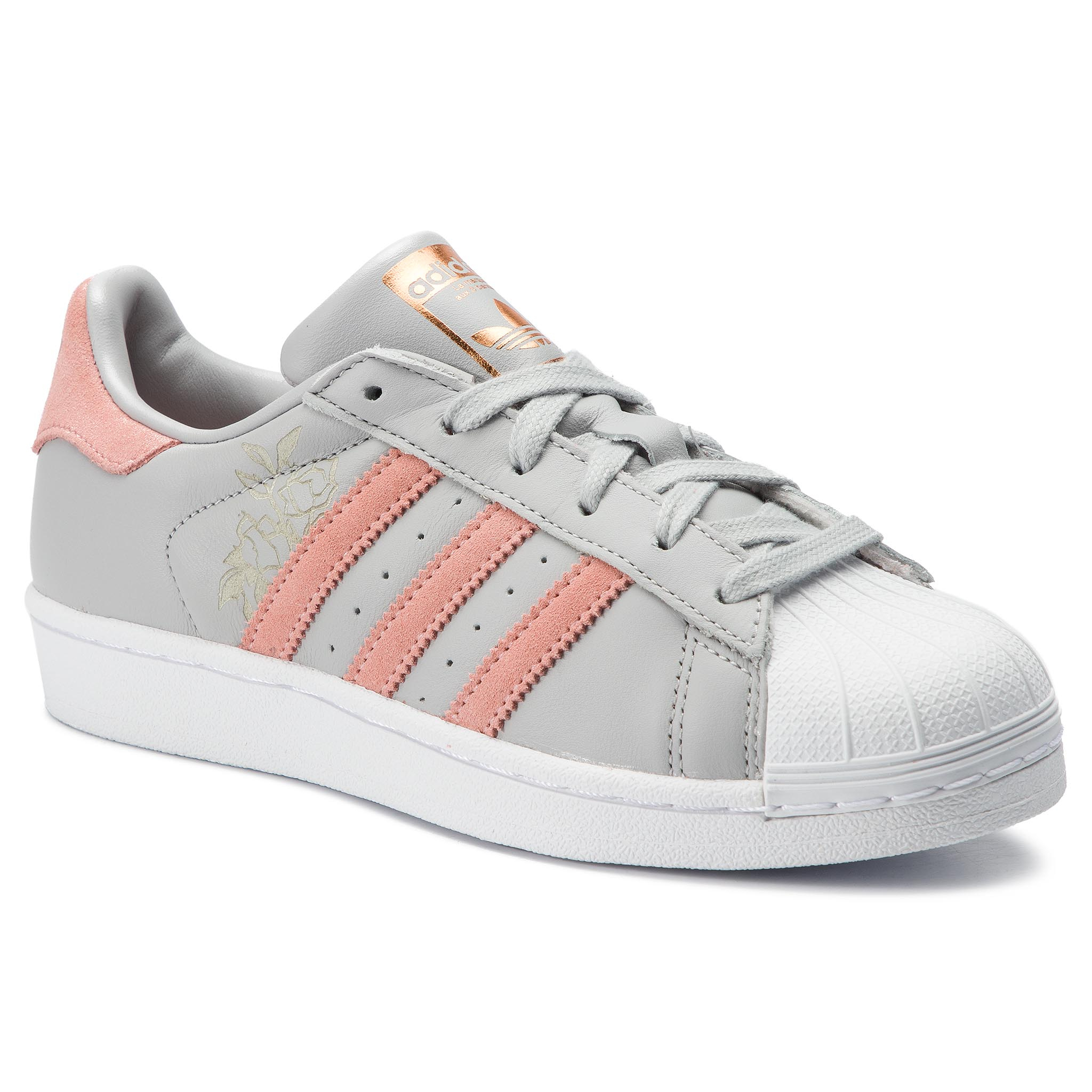 1867803a Shoes adidas - Superstar G27808 Cblack/Ashgre/Ftwwht - Sneakers ...