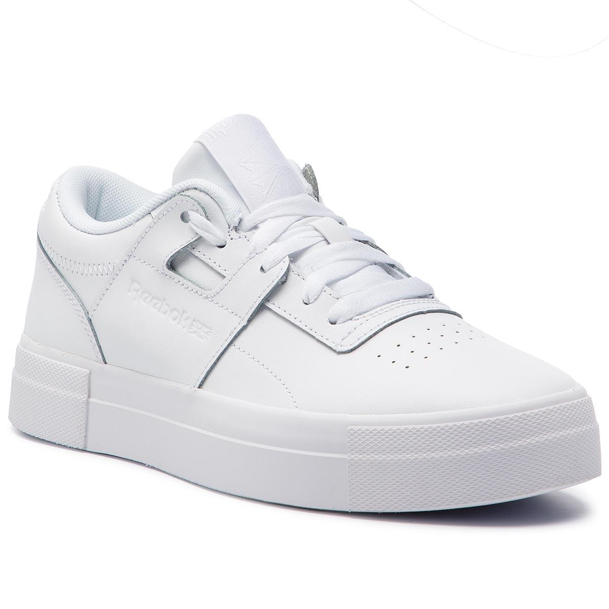Shoes Reebok Workout Lo Fvs CN6891 Basic BlackWhiteGrey