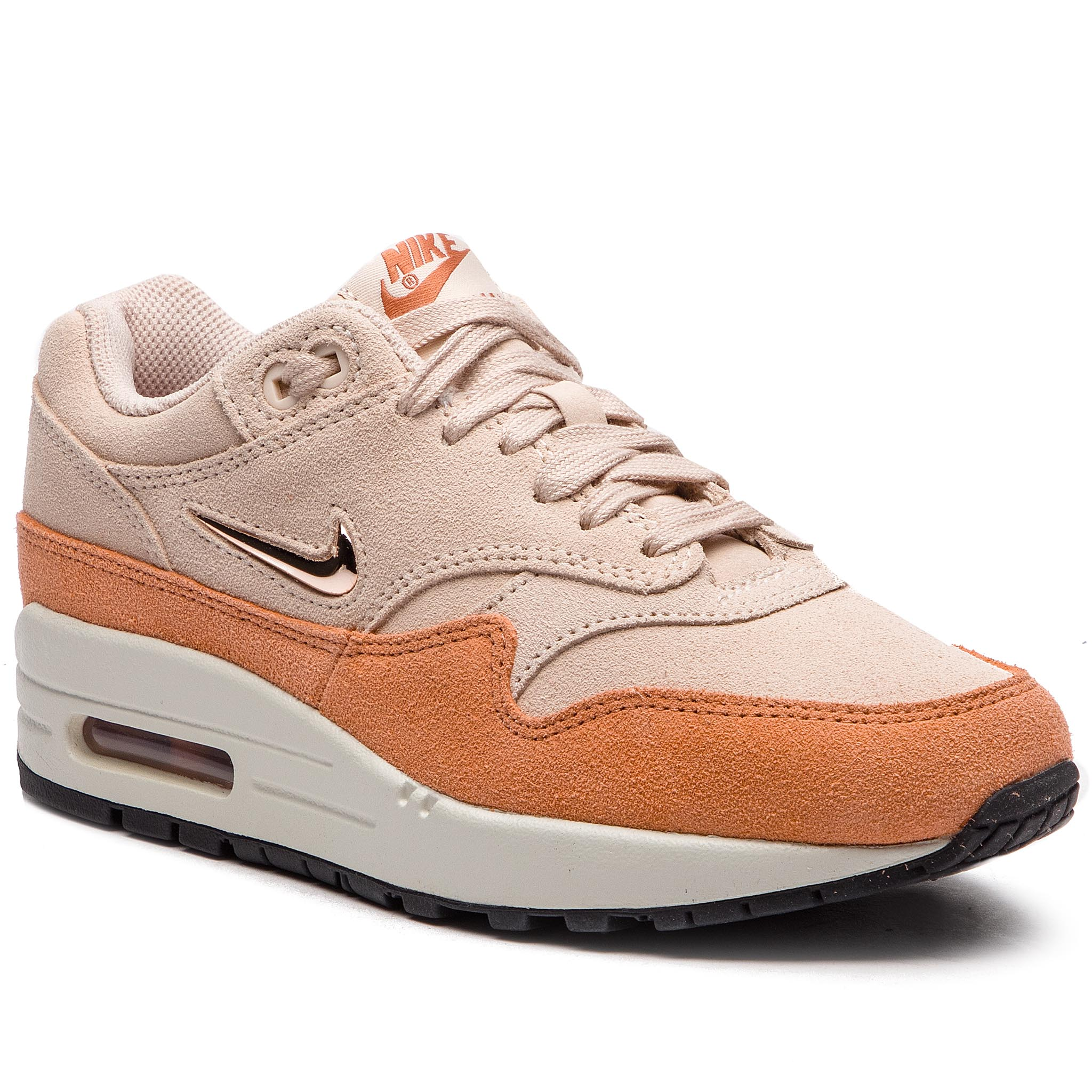 save off 8d844 e6c8c Shoes NIKE Air Max 1 Premium Sc AA0512 800 Guava Ice Mtlc Red Bronze