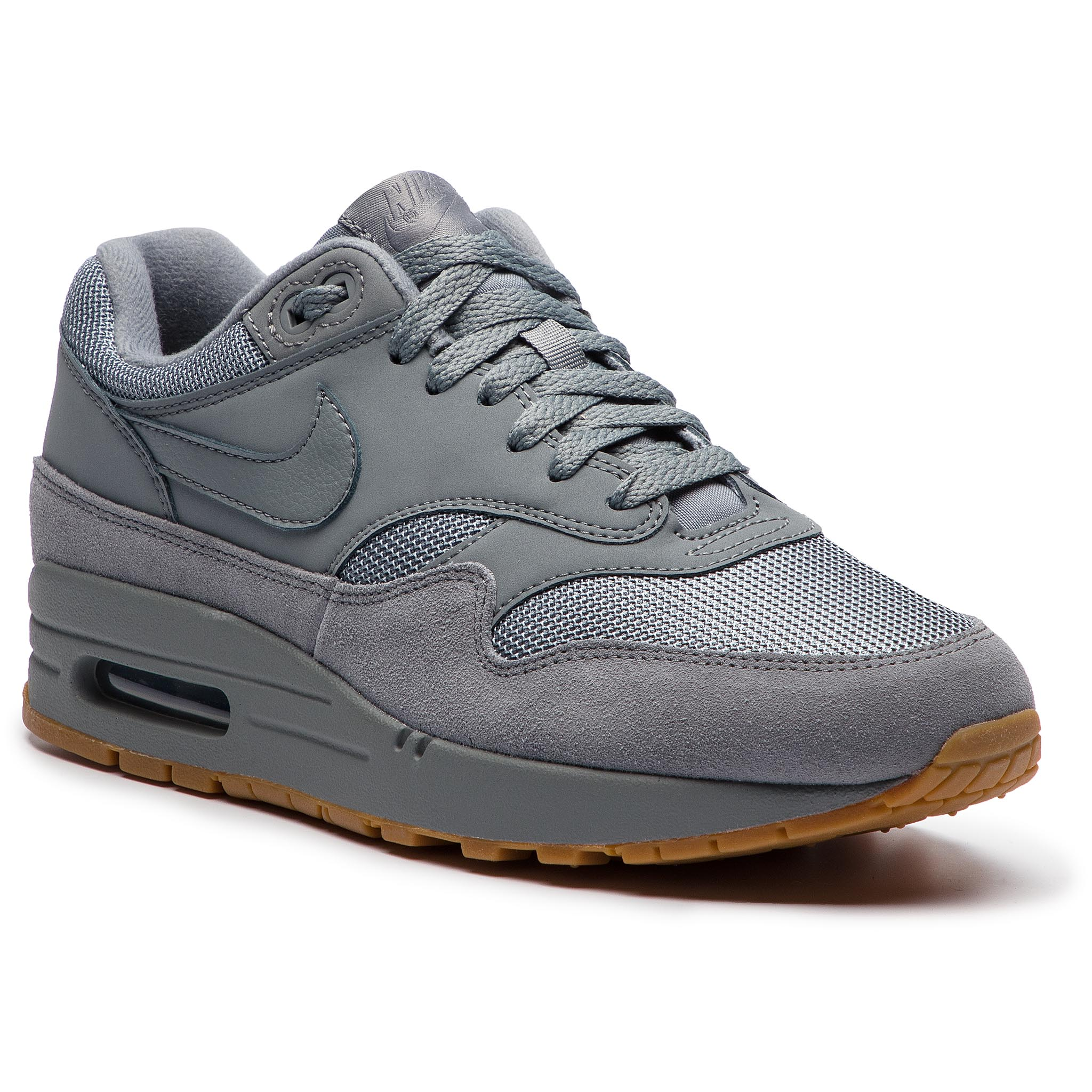 low priced a1eb4 bd6e3 Shoes NIKE Air Max 1 AH8145 005 Cool Grey Cool Grey Cool Grey