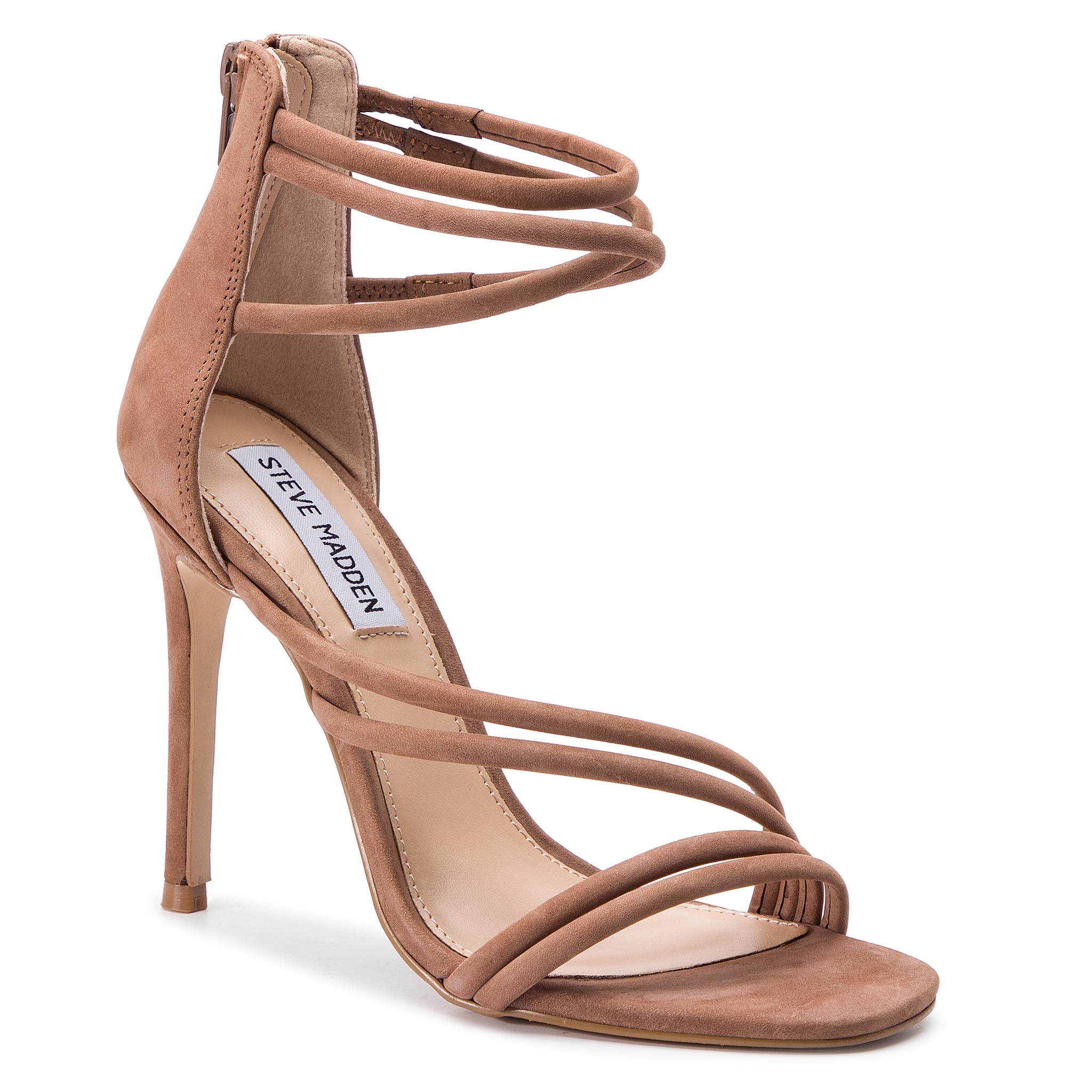 b9c62bc1d56 Sandals STEVE MADDEN - Elly SM11000547-02002-686 Rose Gold - Elegant ...