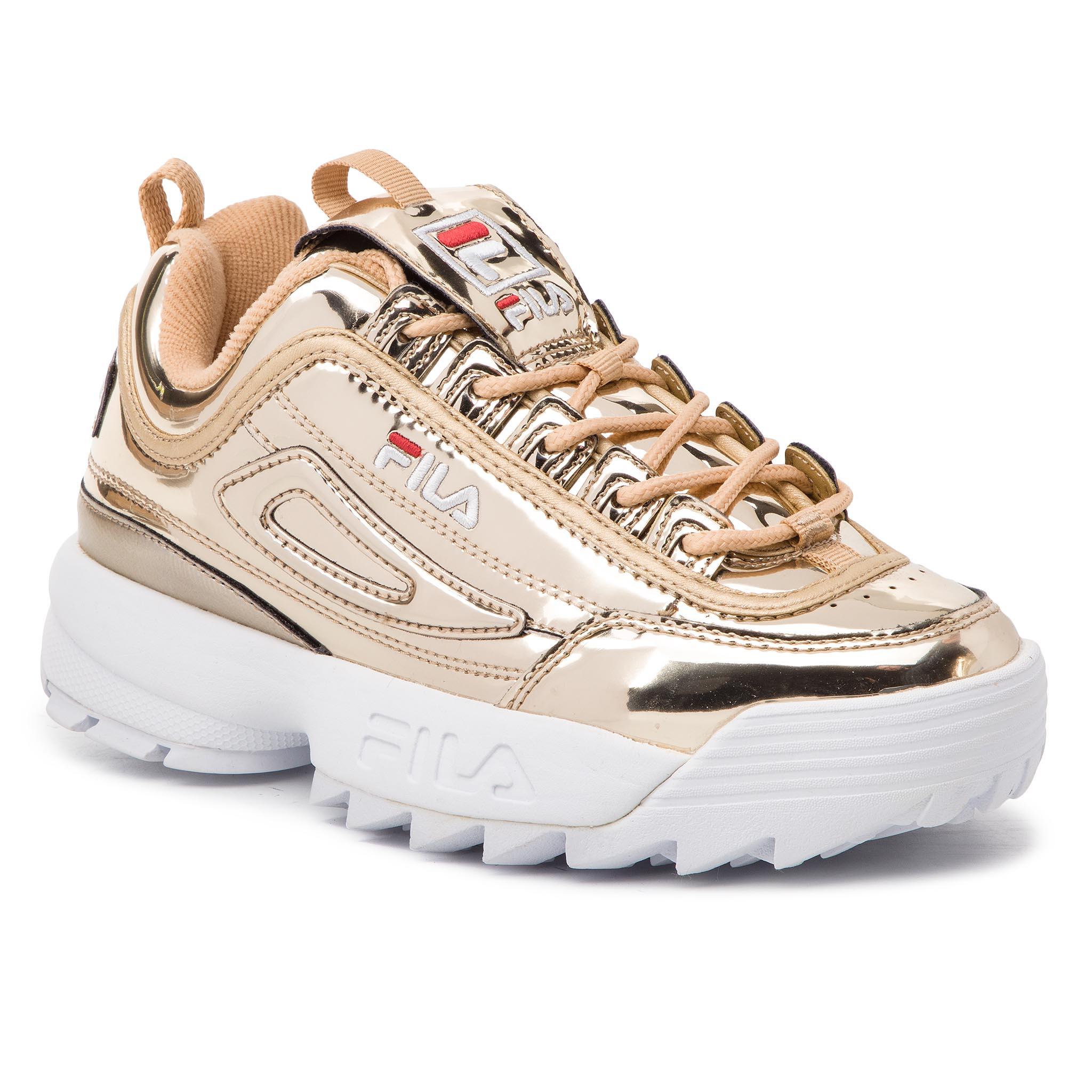 d34d4f4eff2 Sneakers FILA - Disruptor M Low Wmn 1010608.25Y Black - Sneakers ...