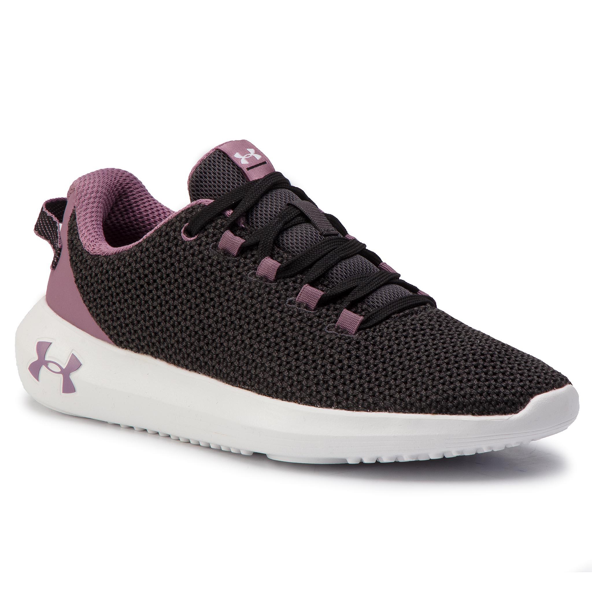 new concept 2b730 d234b Shoes UNDER ARMOUR Ua W Ripple 3021187-006 Noir