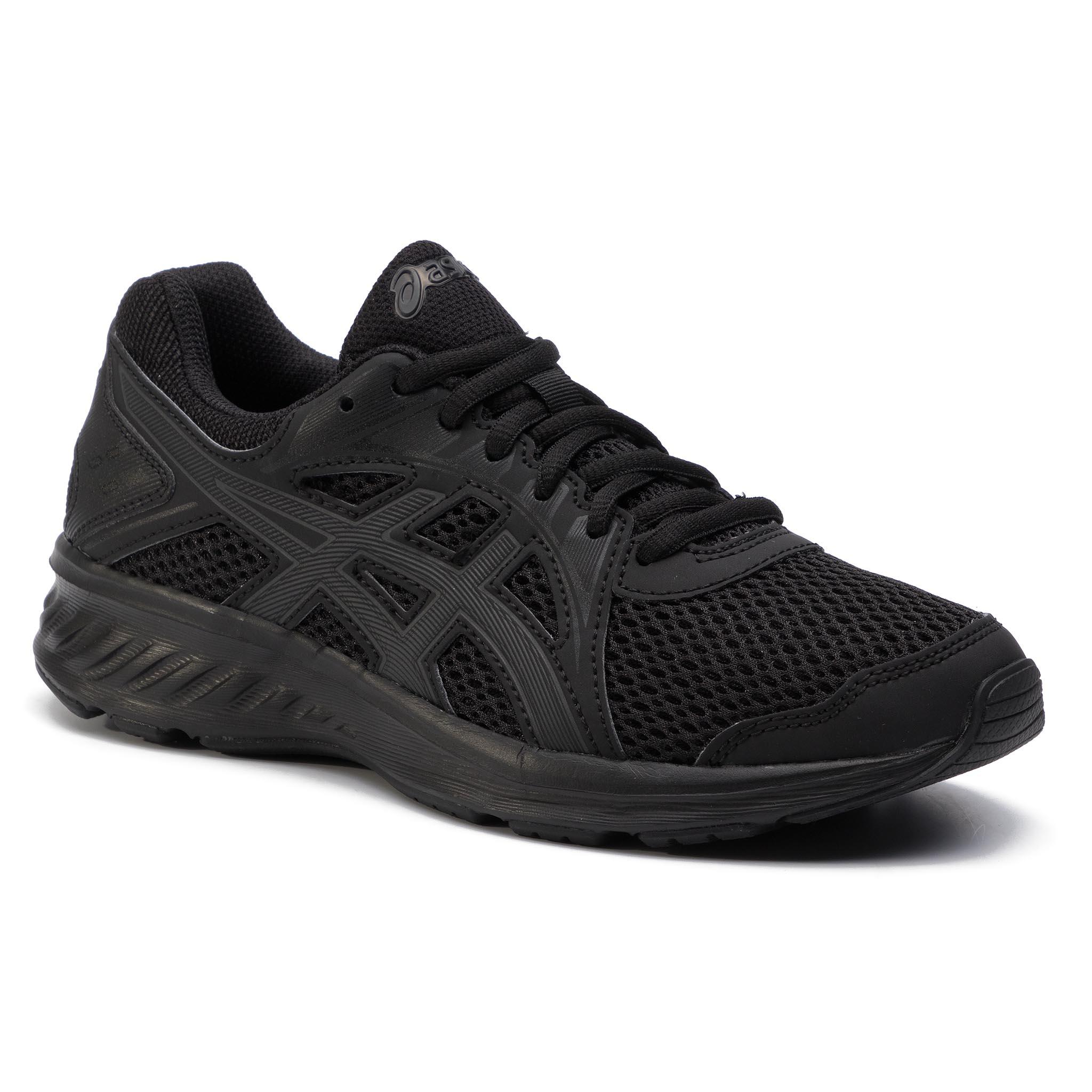 Shoes ASICS Gel Braid 1012A629 BlackSun Coral 001