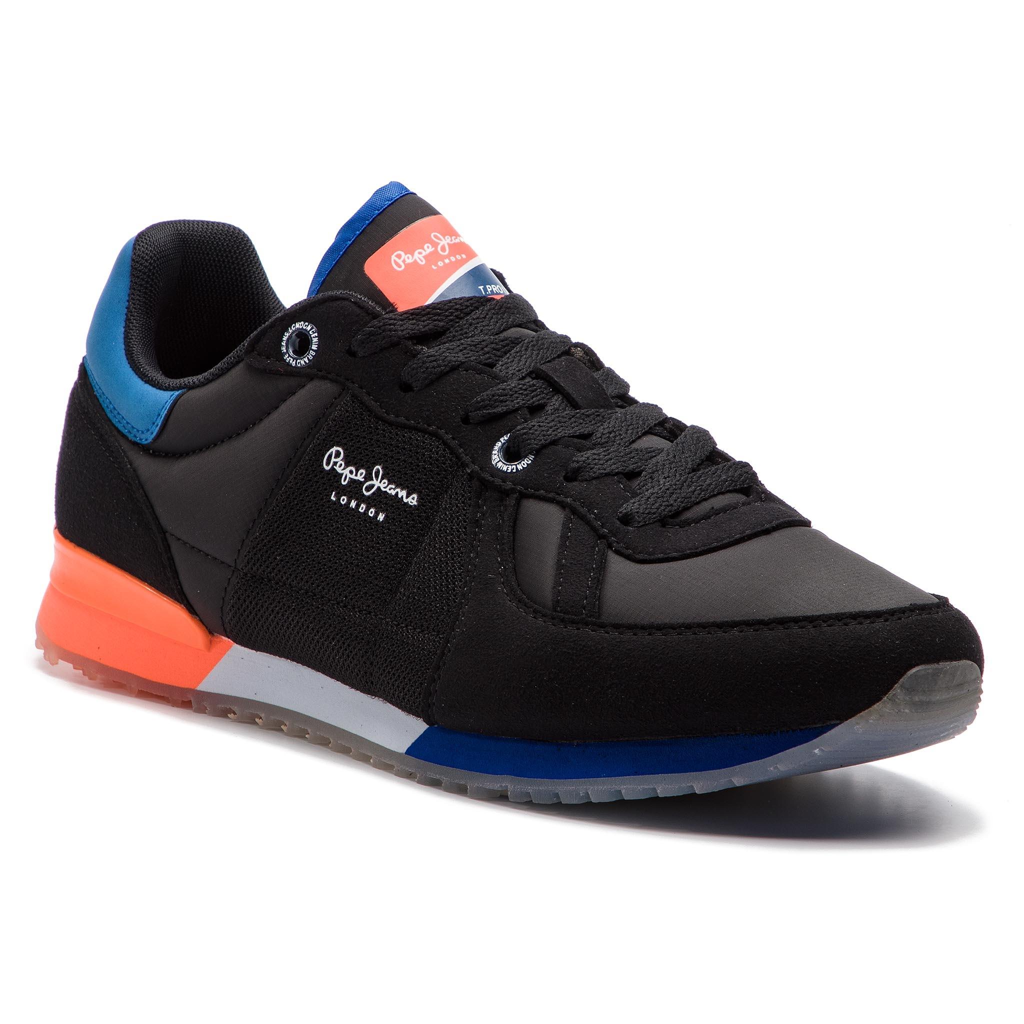 fdeb1573e4cb0 Sneakers PEPE JEANS - Tinker Pro 73 Fusion PMS30528 Grey 945 ...