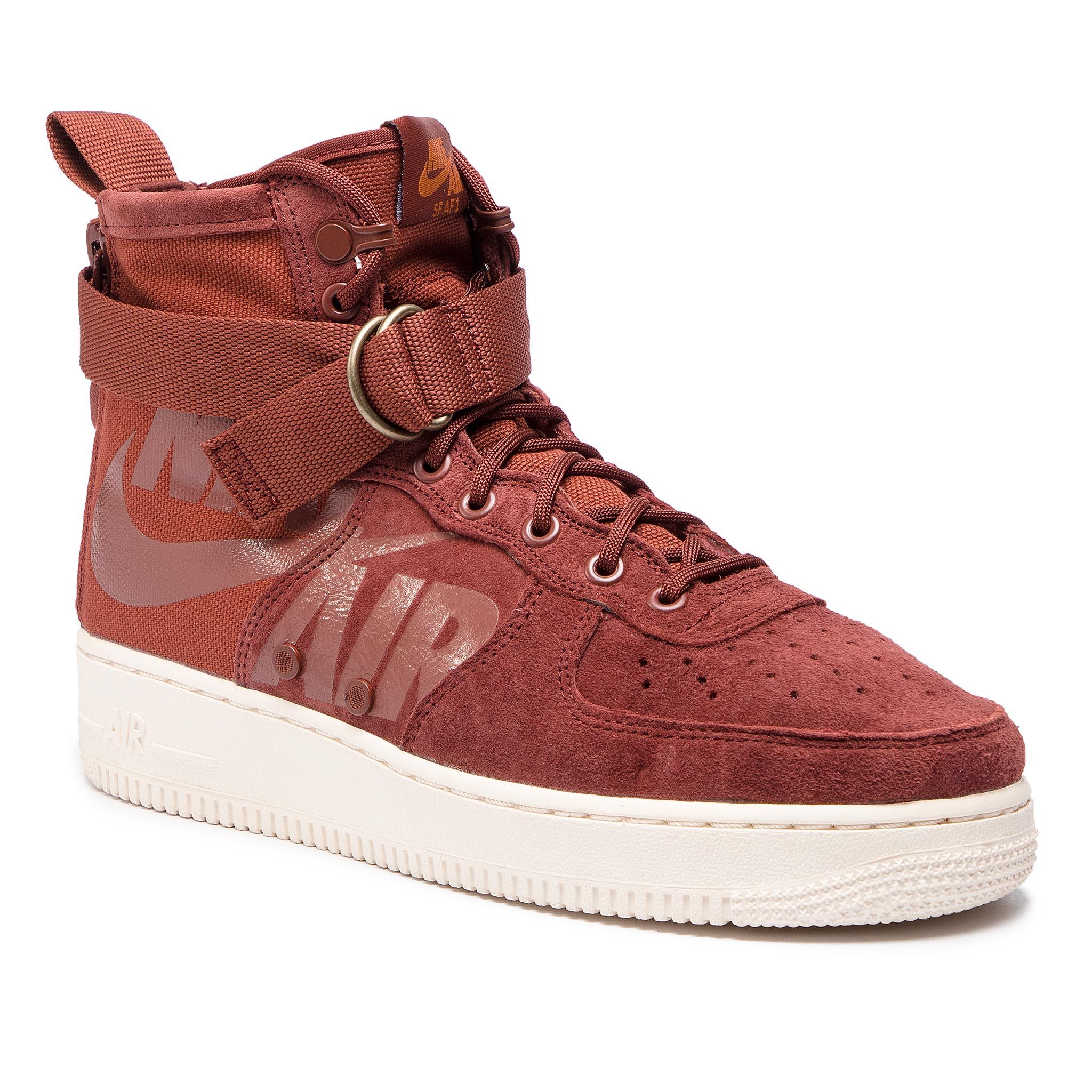 Shoes NIKE Sf Af1 Mid 917753 008 BlackBlackCool Grey