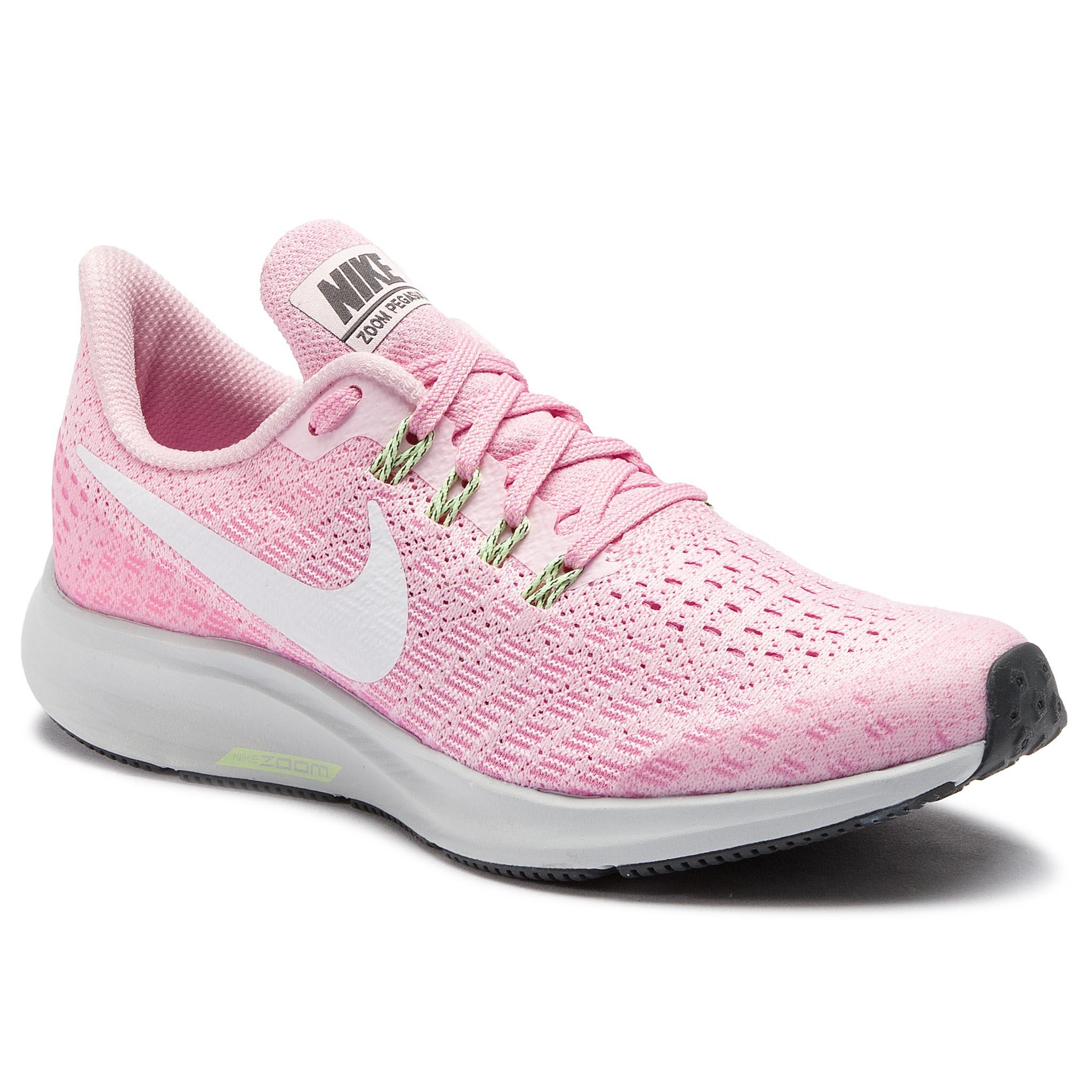 f4c2222b8e2c Shoes NIKE Air Zoom Pegasus 35 (GS) AH3481 600 Pink Foam White-Pink Rise