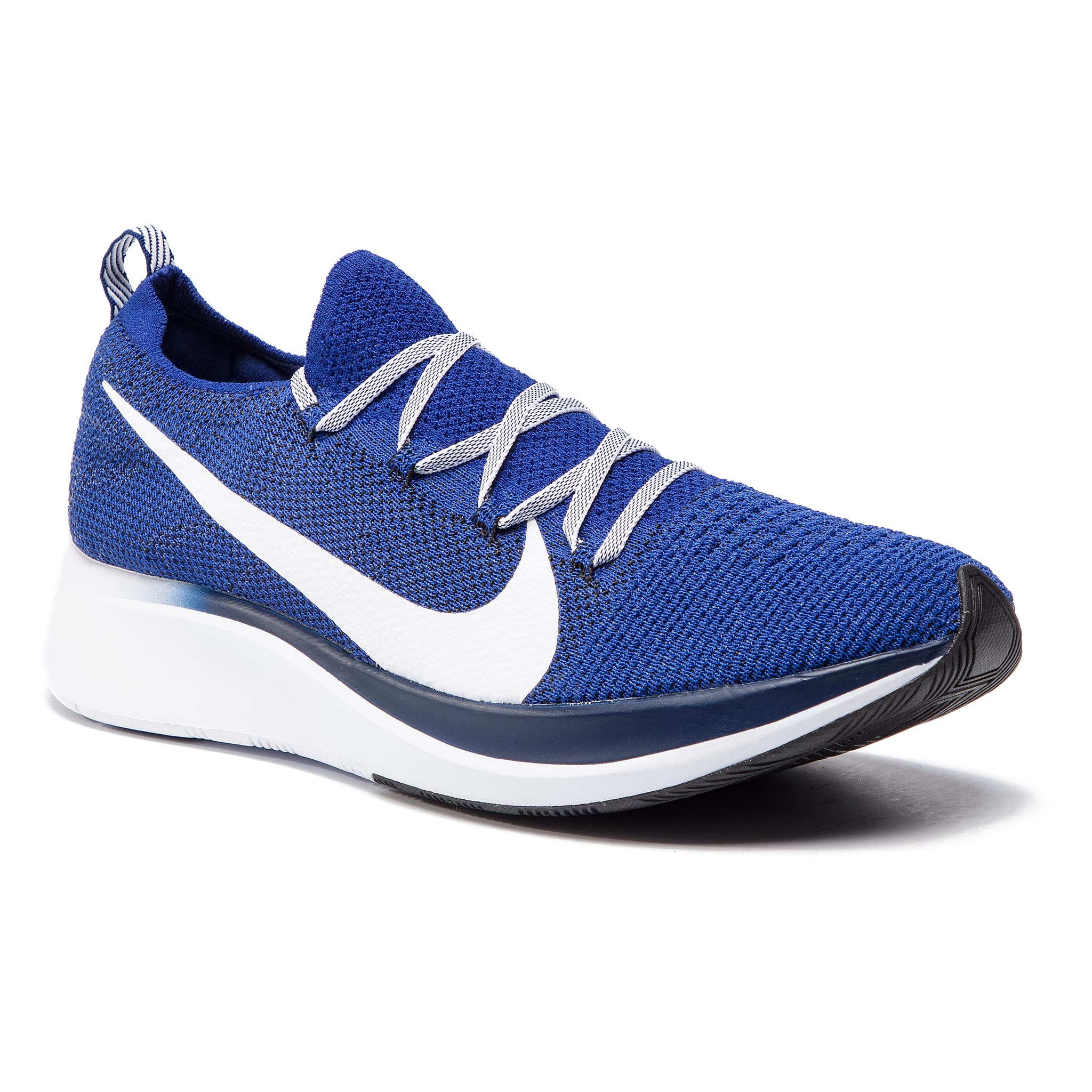 buy popular 7a351 0726f Shoes NIKE Zoom Fly Fk AR4561 400 Deep Royal White Blue Void