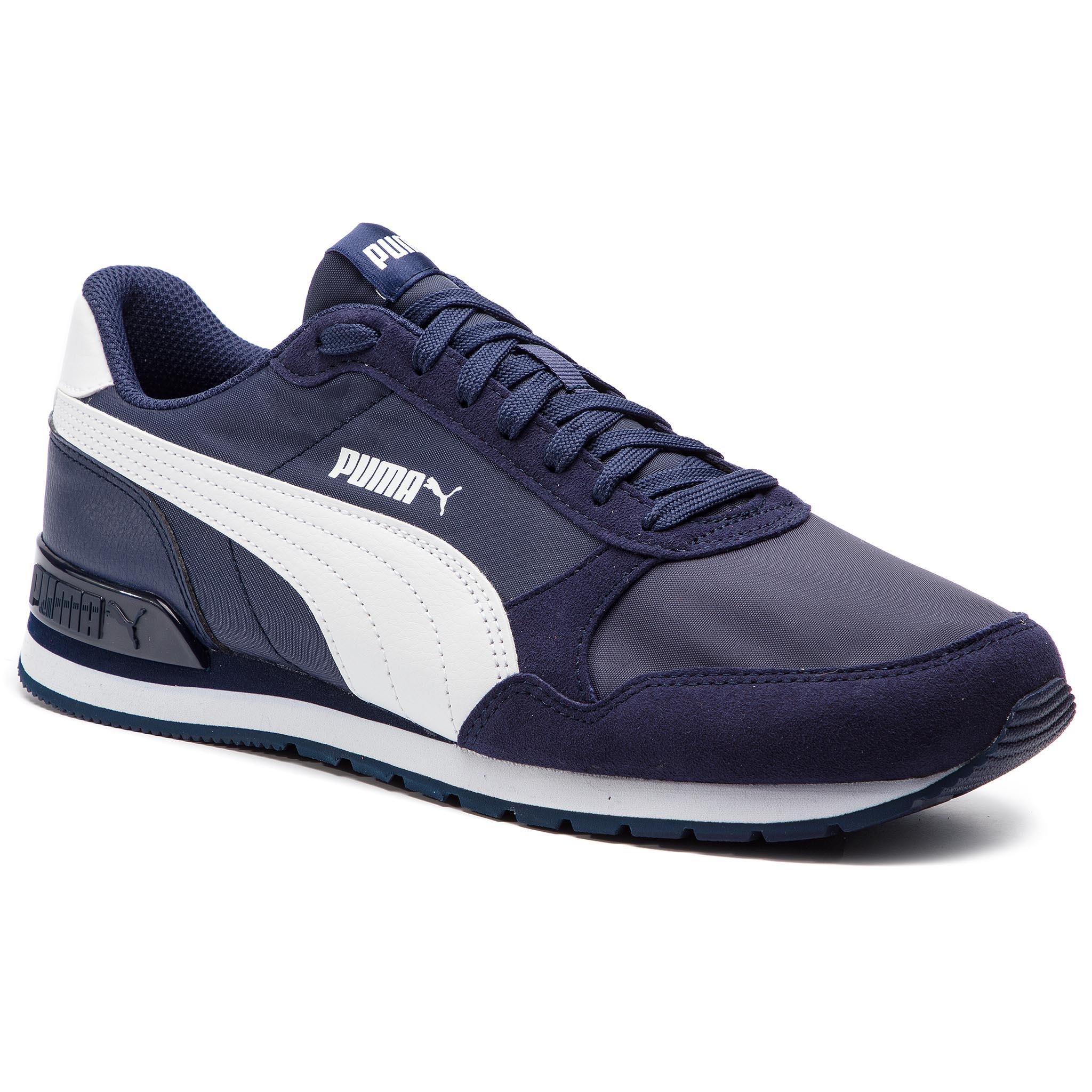 2a2b081c Sneakers PUMA - St Runner V2 NL 365278 16 Elderberry/Puma White ...